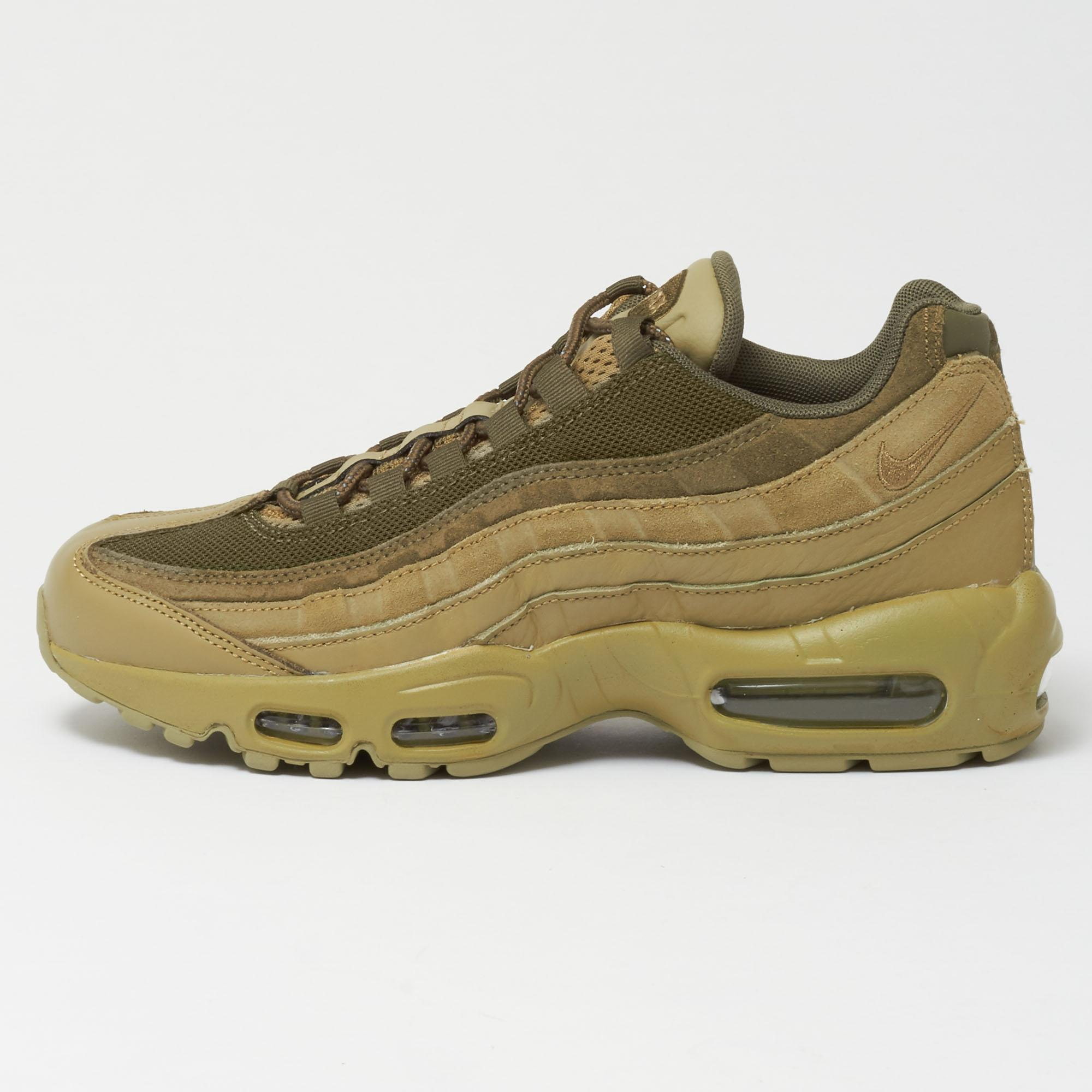 info for b1f69 29691 Lyst - Nike Air Max 95 Prm - Neutral Olive in Green for Men