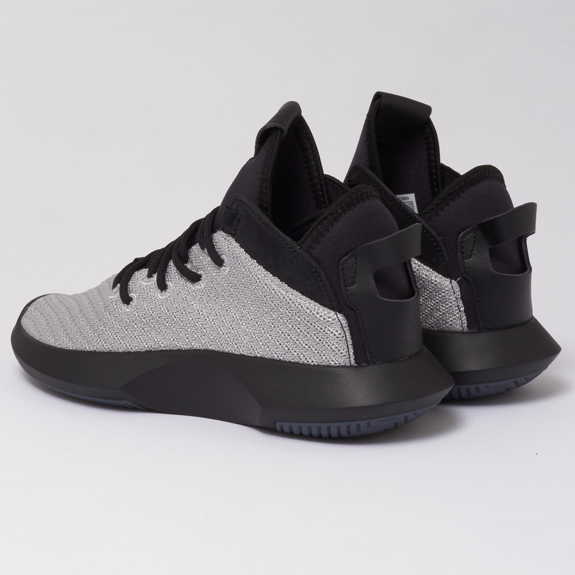 online store d0d70 e2e7f Adidas Originals - Metallic Silver Crazy 1 Adv Primeknit Trainers for Men -  Lyst. View fullscreen
