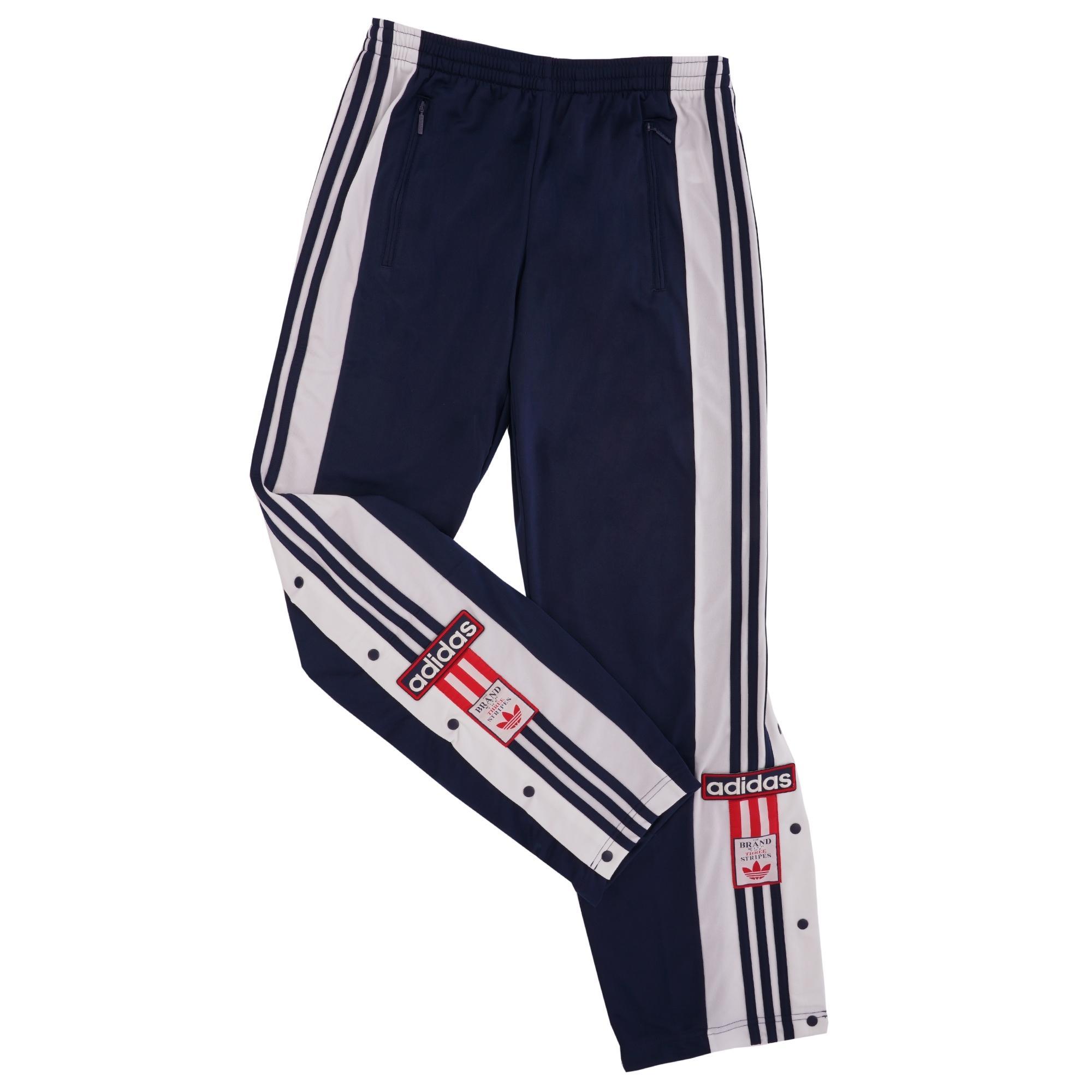 4c6d173115f1 Lyst - adidas Originals Adibreak Track Pants - Collegiate Navy in ...