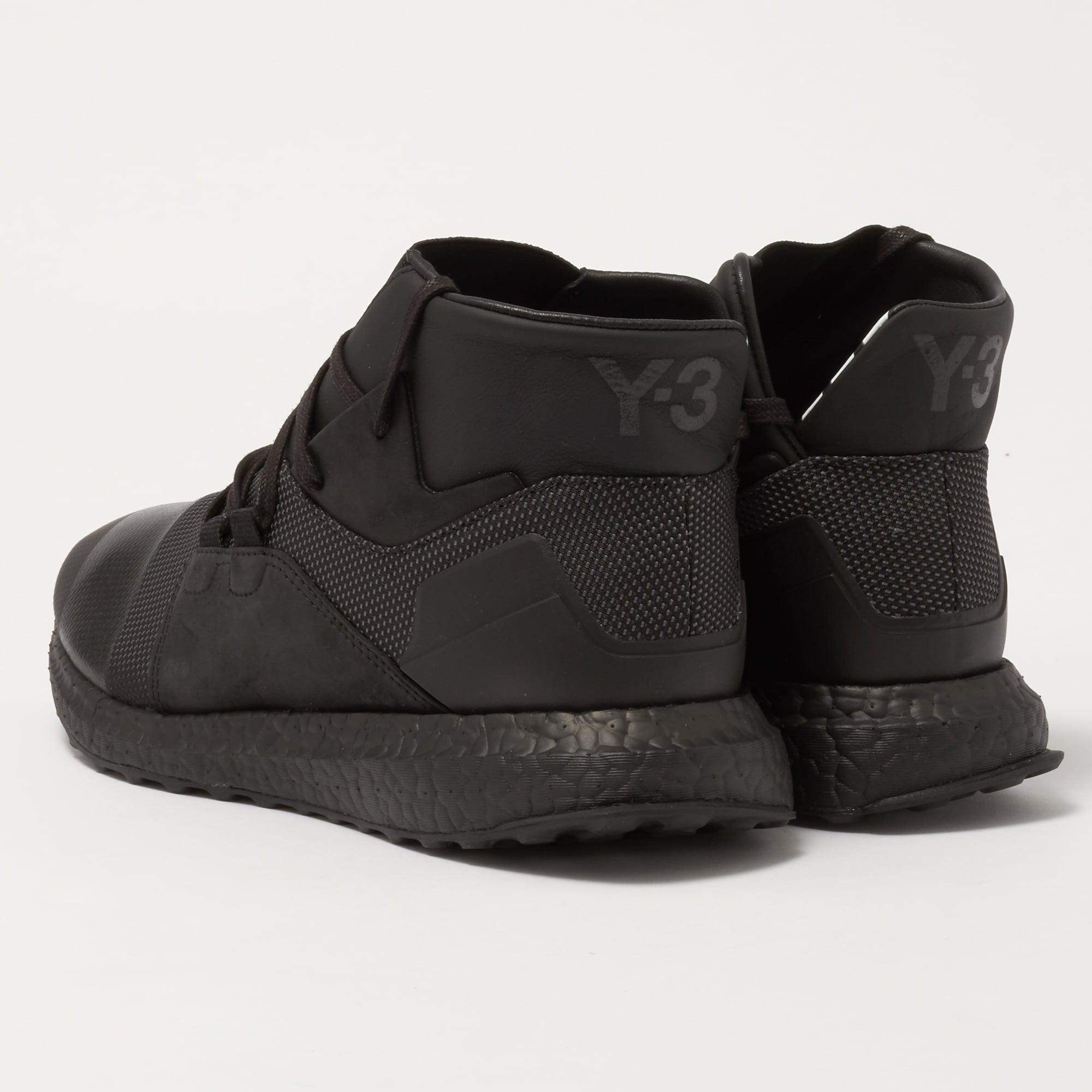 34b601006e6a6 Y-3 Kozoko High - Core Black in Black for Men - Lyst