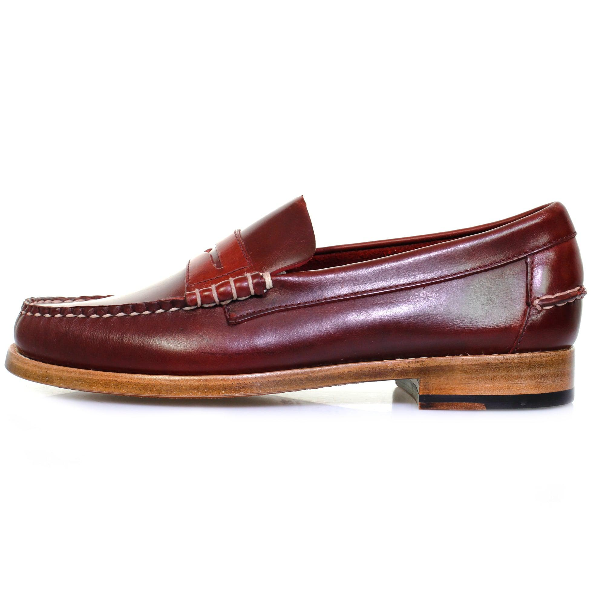 84a76c531bf Sebago Legacy Penny Red Loafer Shoe in Red for Men - Lyst
