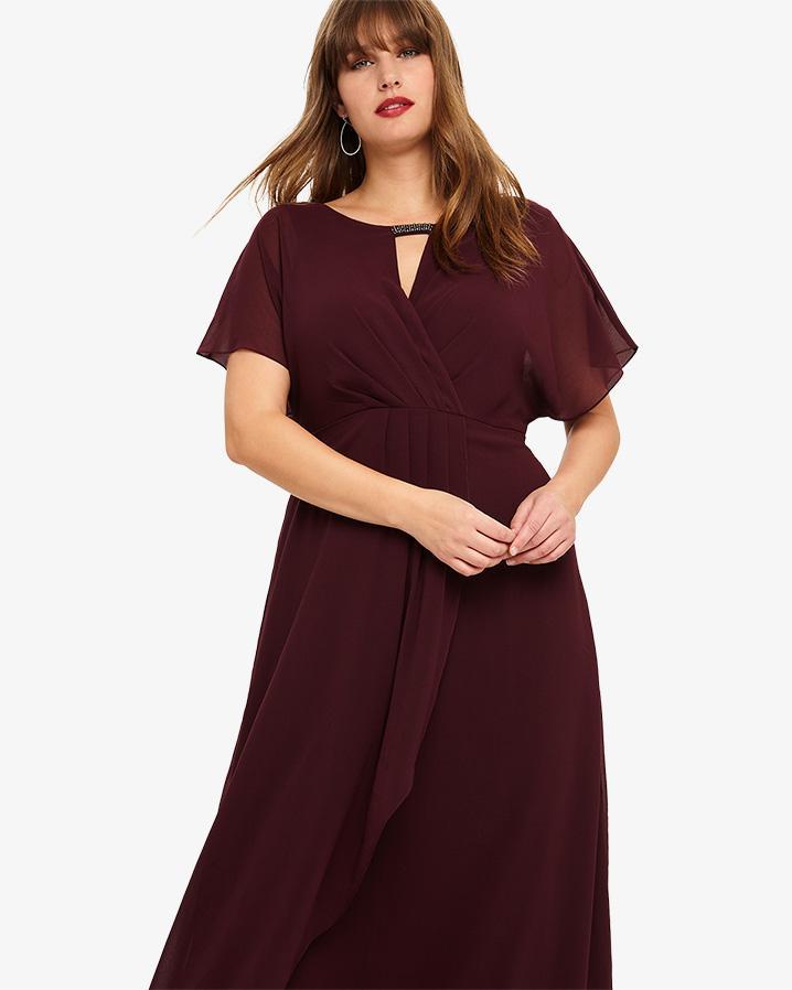 Lyst - Studio 8 Destiny Maxi Bridesmaid Dress