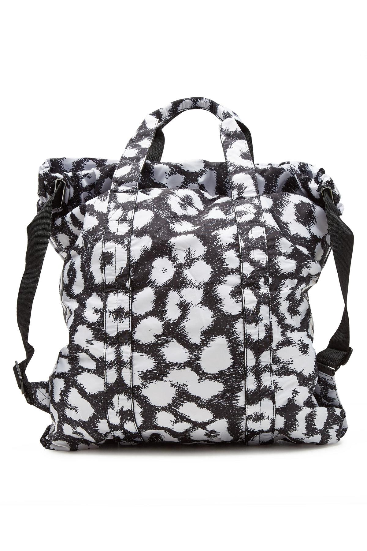 Adidas By Stella McCartney - Multicolor Gymsack Backpack - Lyst. View  fullscreen e909a6682801a
