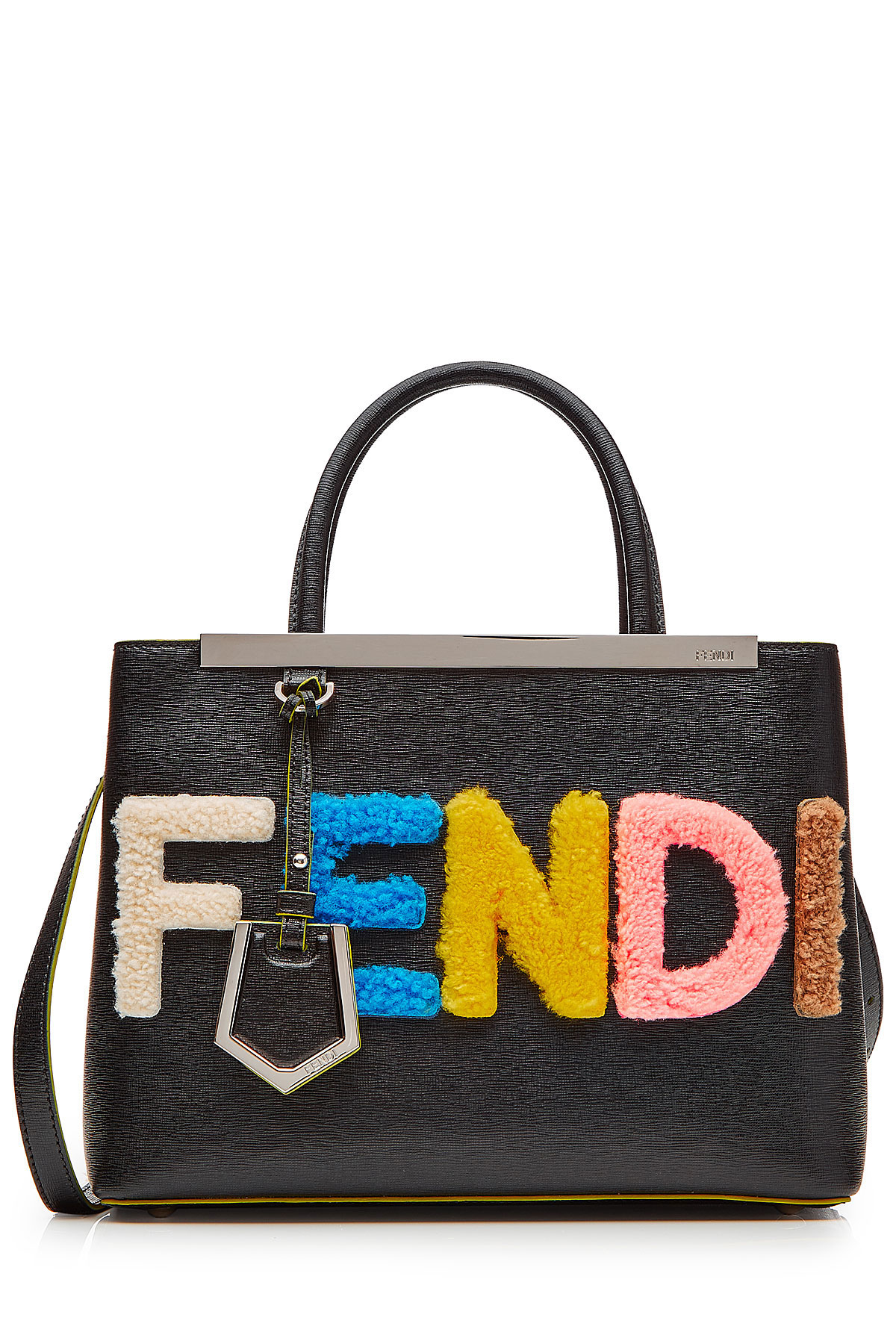 bf4f066071 Gallery. Previously sold at  STYLEBOP.com · Women s Shearling Bags Women s Fendi  2jours ...