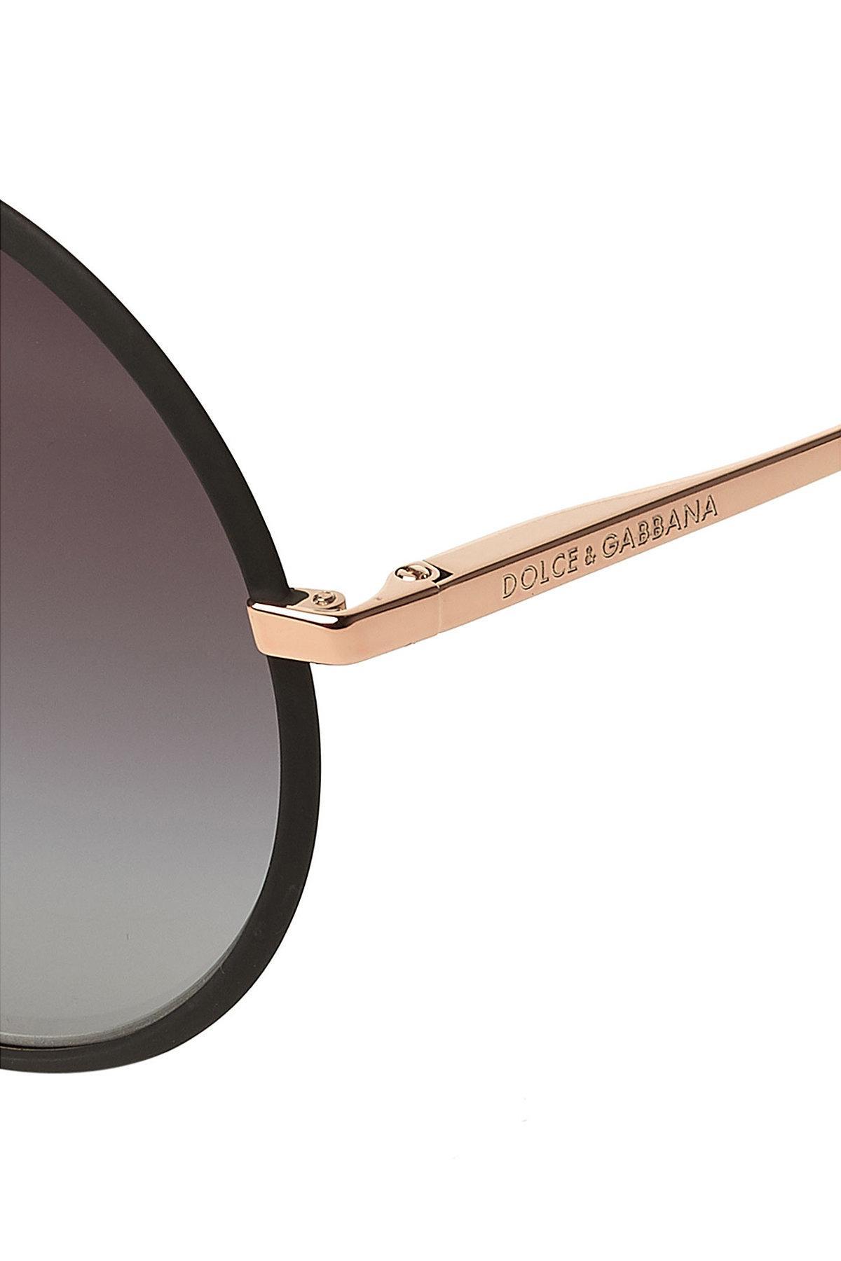 46ef2f75236 Dolce   Gabbana 0dg4249 Round Sunglasses