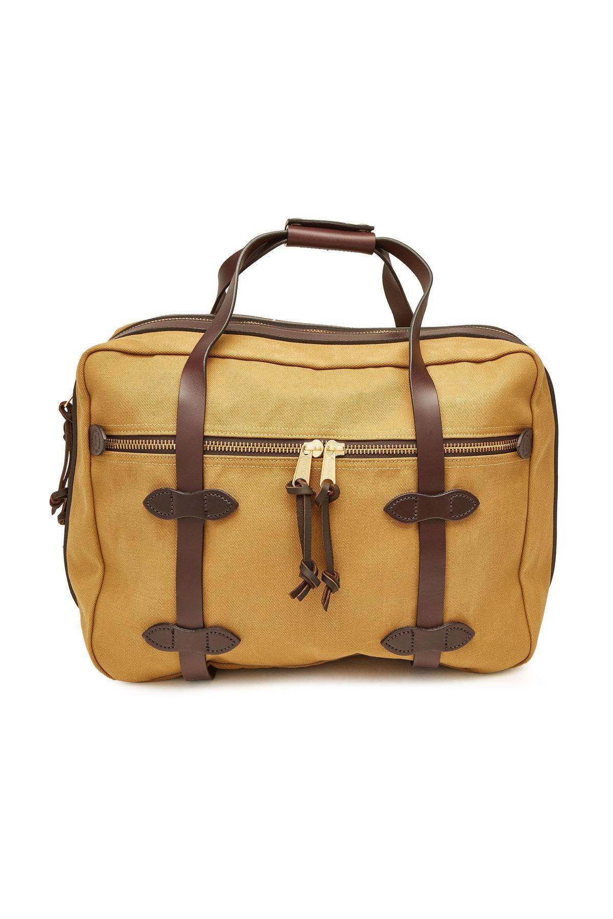 Filson Pullman Small Travel Bag for Men - Lyst 85354c24ccf10
