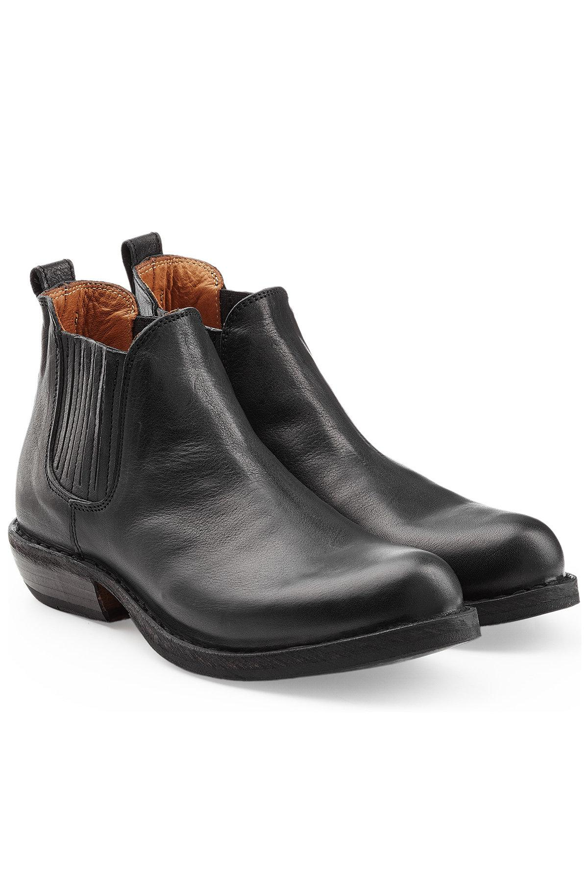 collections FIORENTINI + BAKER Bottines en cuir Carnaby Caris Vente Grande Remise NsgOd3Cj