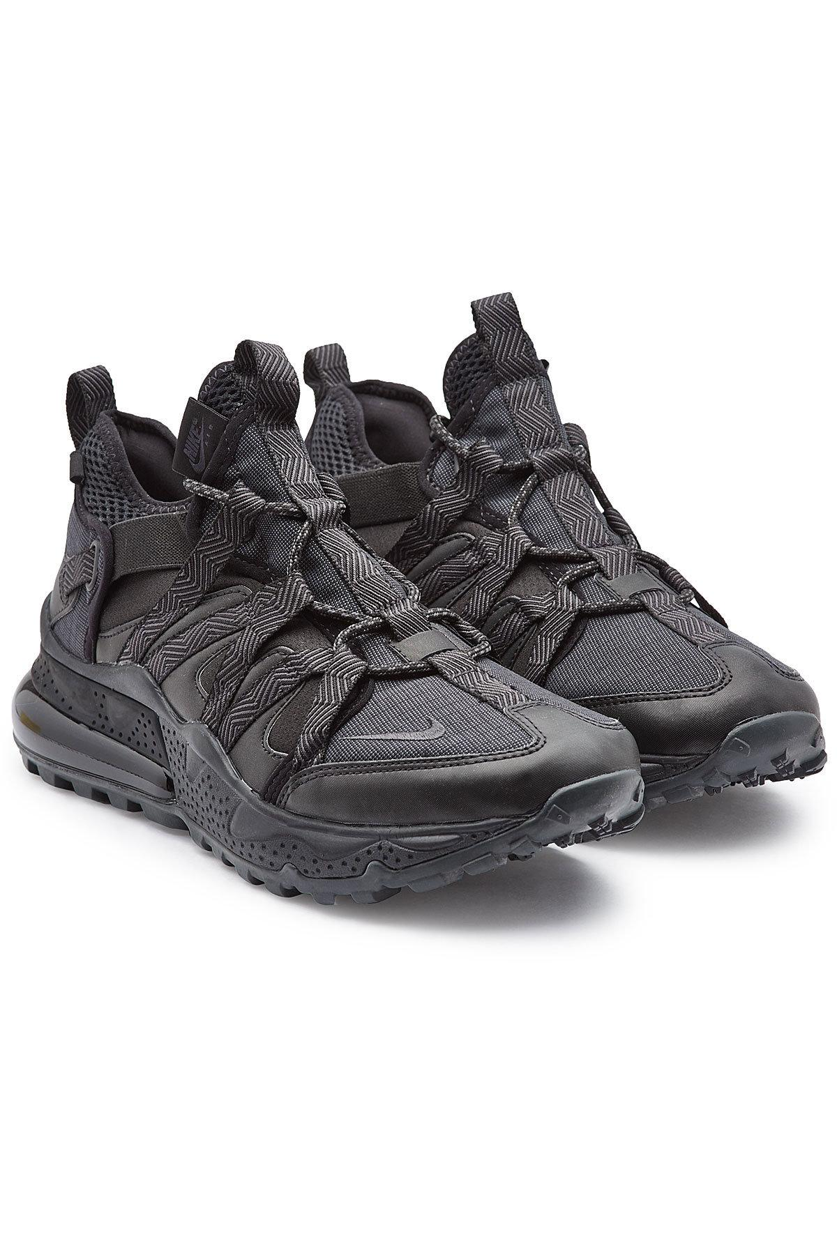 lowest price 49654 7f3f3 Nike Air Max 270 Bowfin Sneakers in Black for Men - Lyst