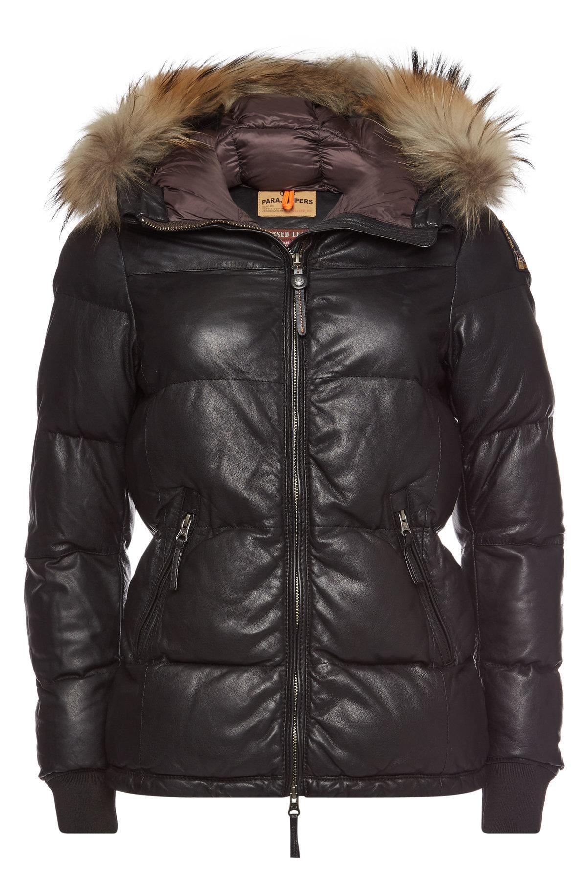 parajumpers varsity jacket
