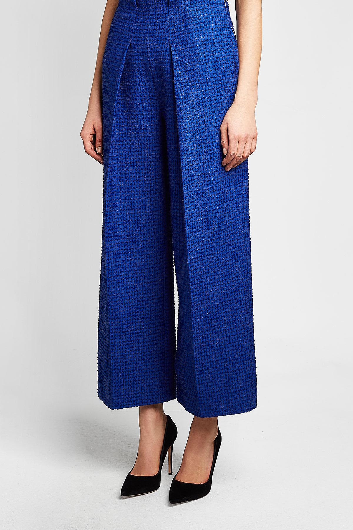 Quality From China Wholesale Perfect Cheap Online Meltham Stretch Boulcé Check Trousers Roland Mouret MS6JlnY