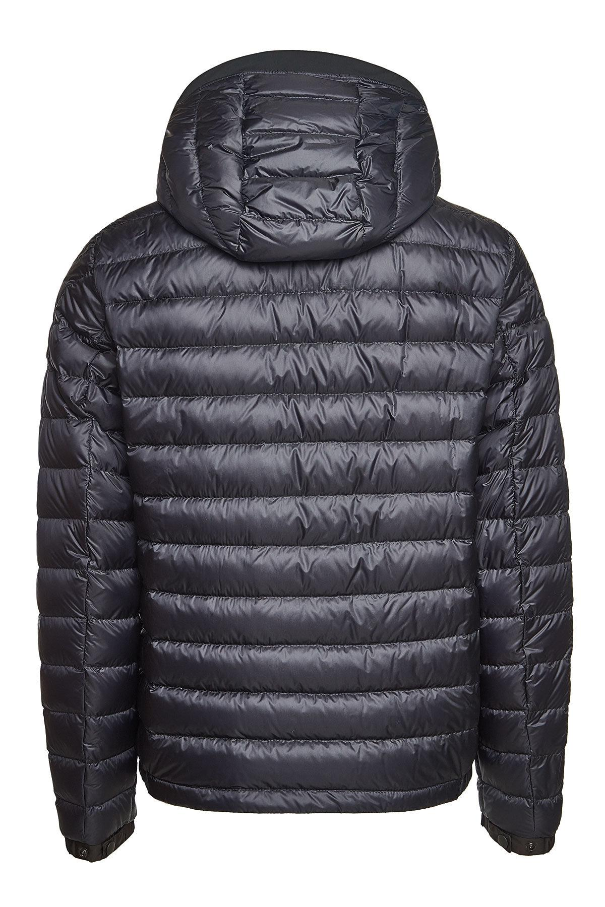 4f397fc6ae4e Lyst - Moncler Morvan Quilted Down Jacket in Black for Men