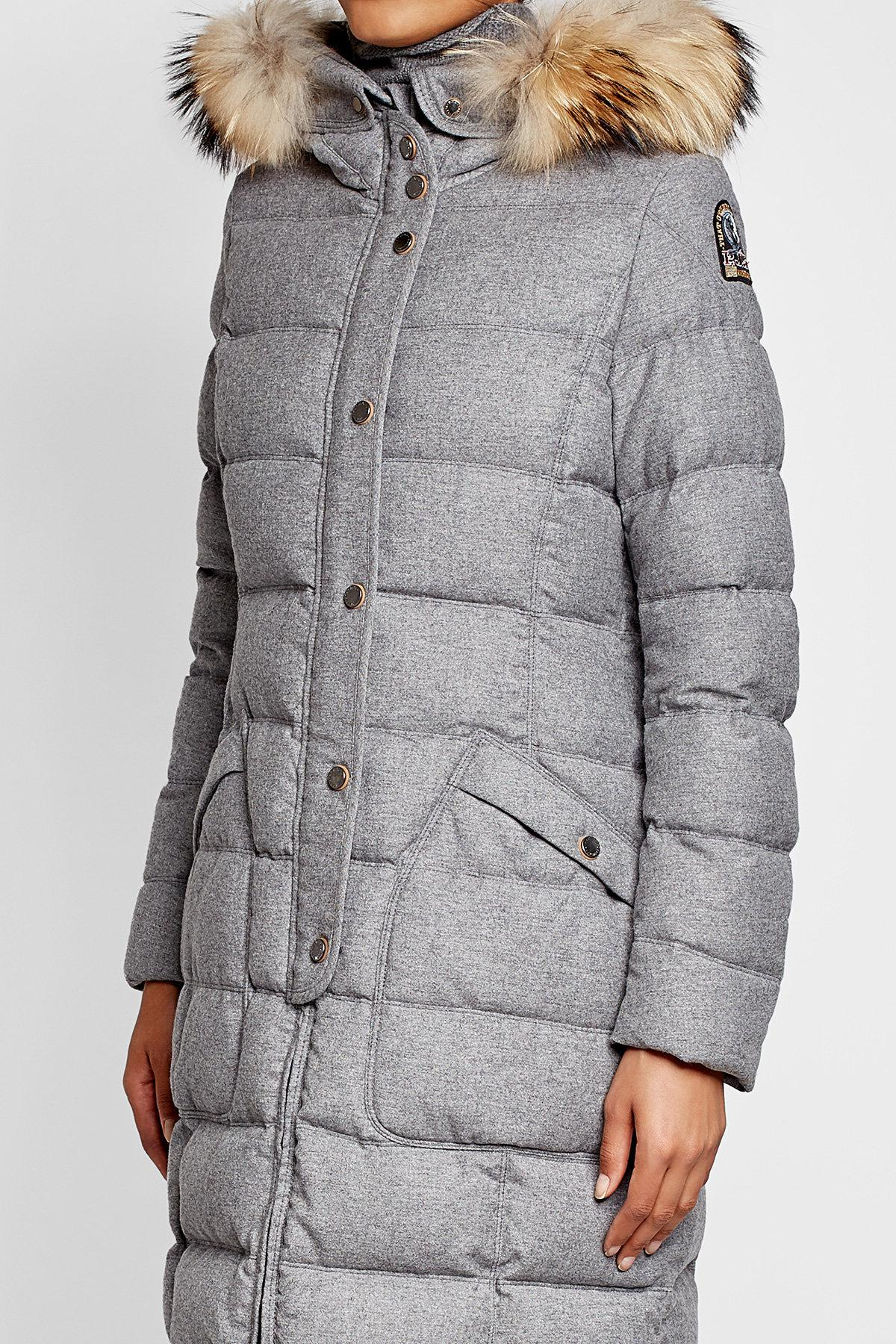 parajumpers wool and down