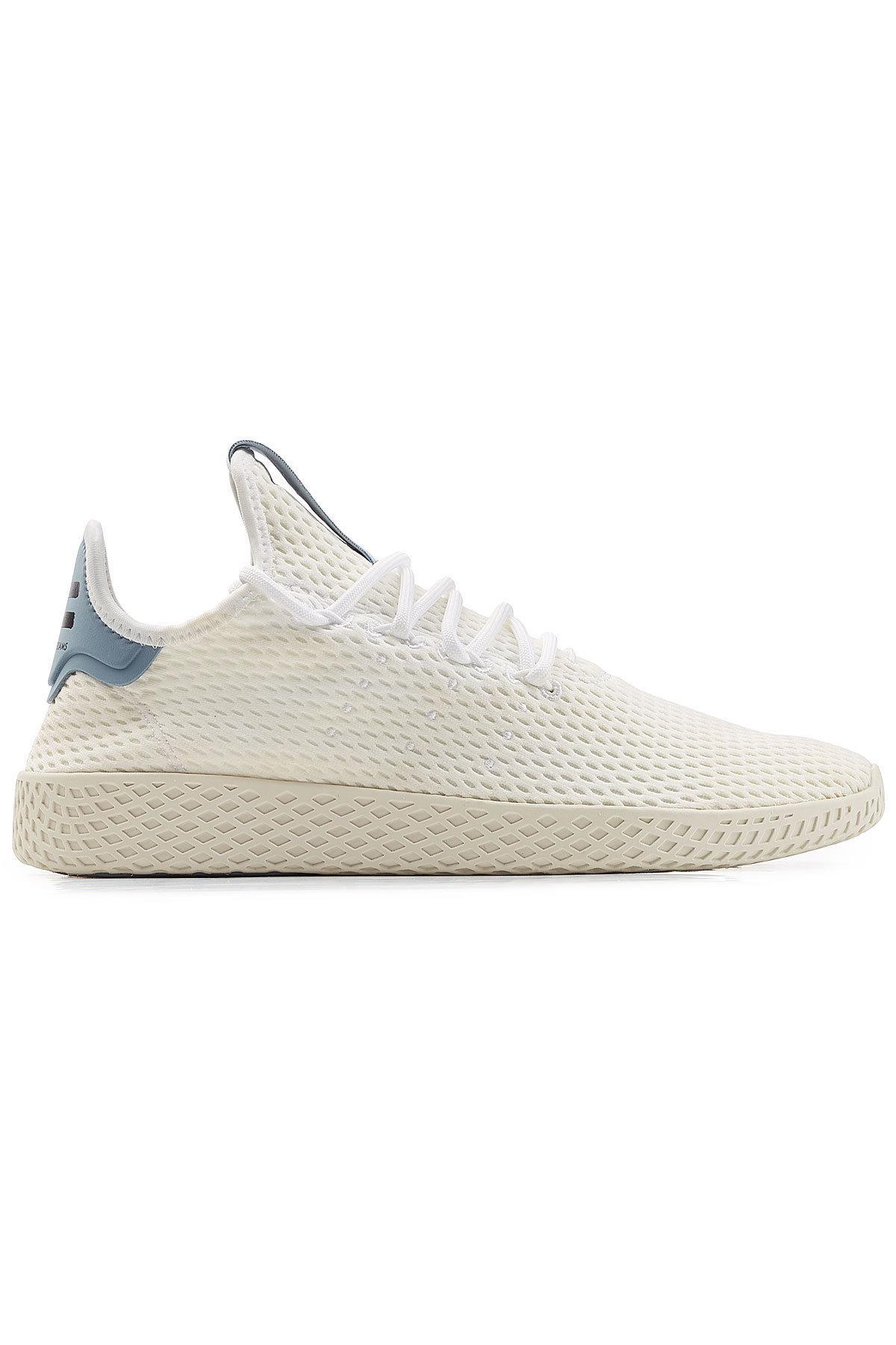 a825f51d109 Adidas Originals - White Pharrell Williams Tennis Hu Sneakers for Men -  Lyst. View fullscreen