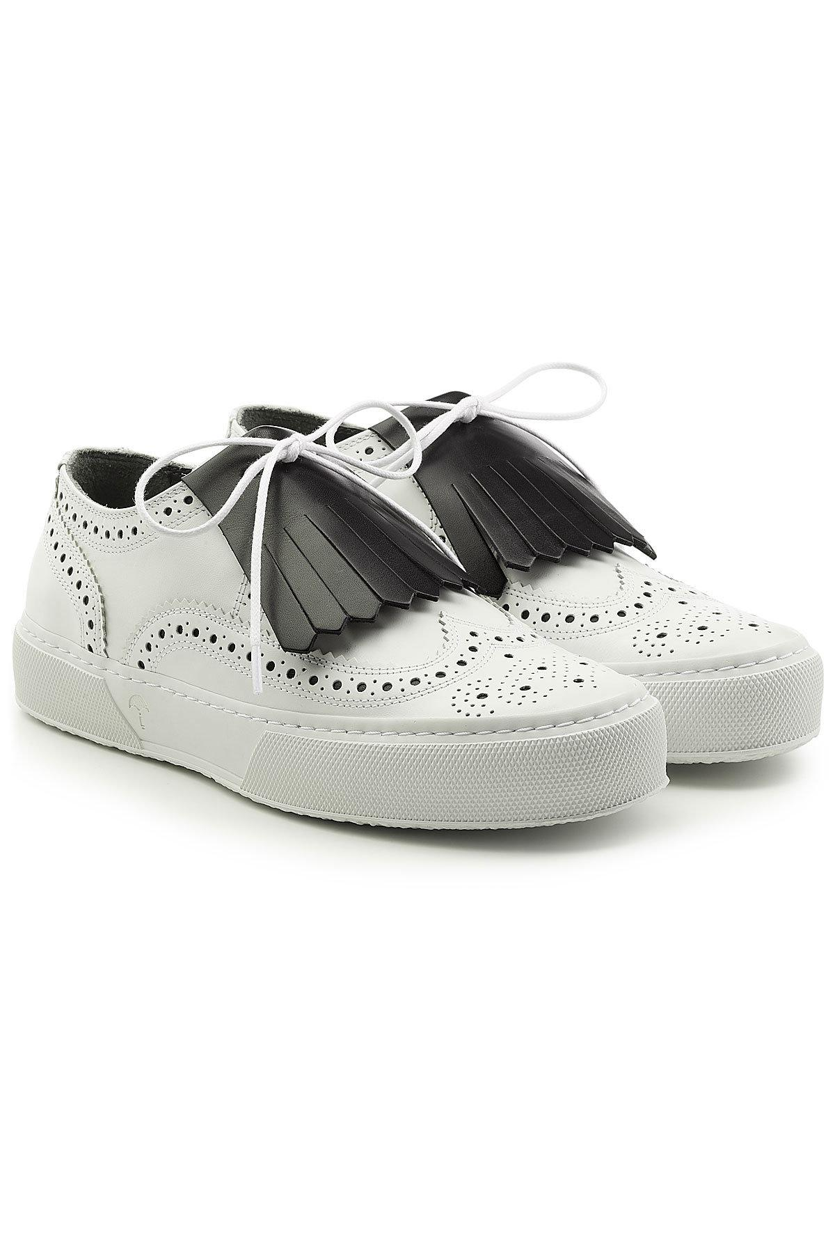 Robert Clergerie Perforated Wedge Sneakers for sale buy authentic online amazing price sale online discount sast nicekicks cheap price clearance low price CvmV2t