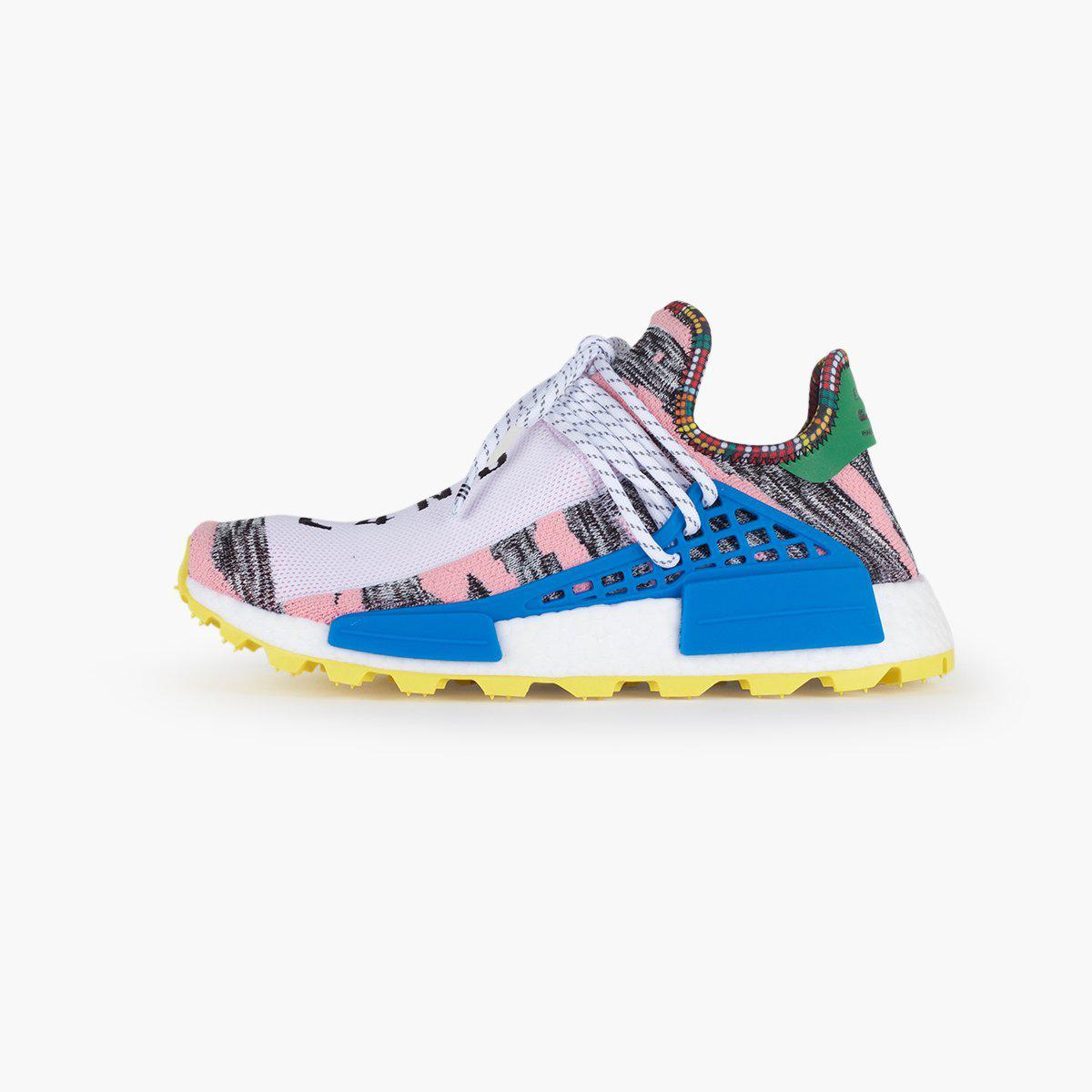 4ba6944b7fd61 Adidas Originals Adidas Originals By Pharrell Wlliams Afro Hu Nmd in ...