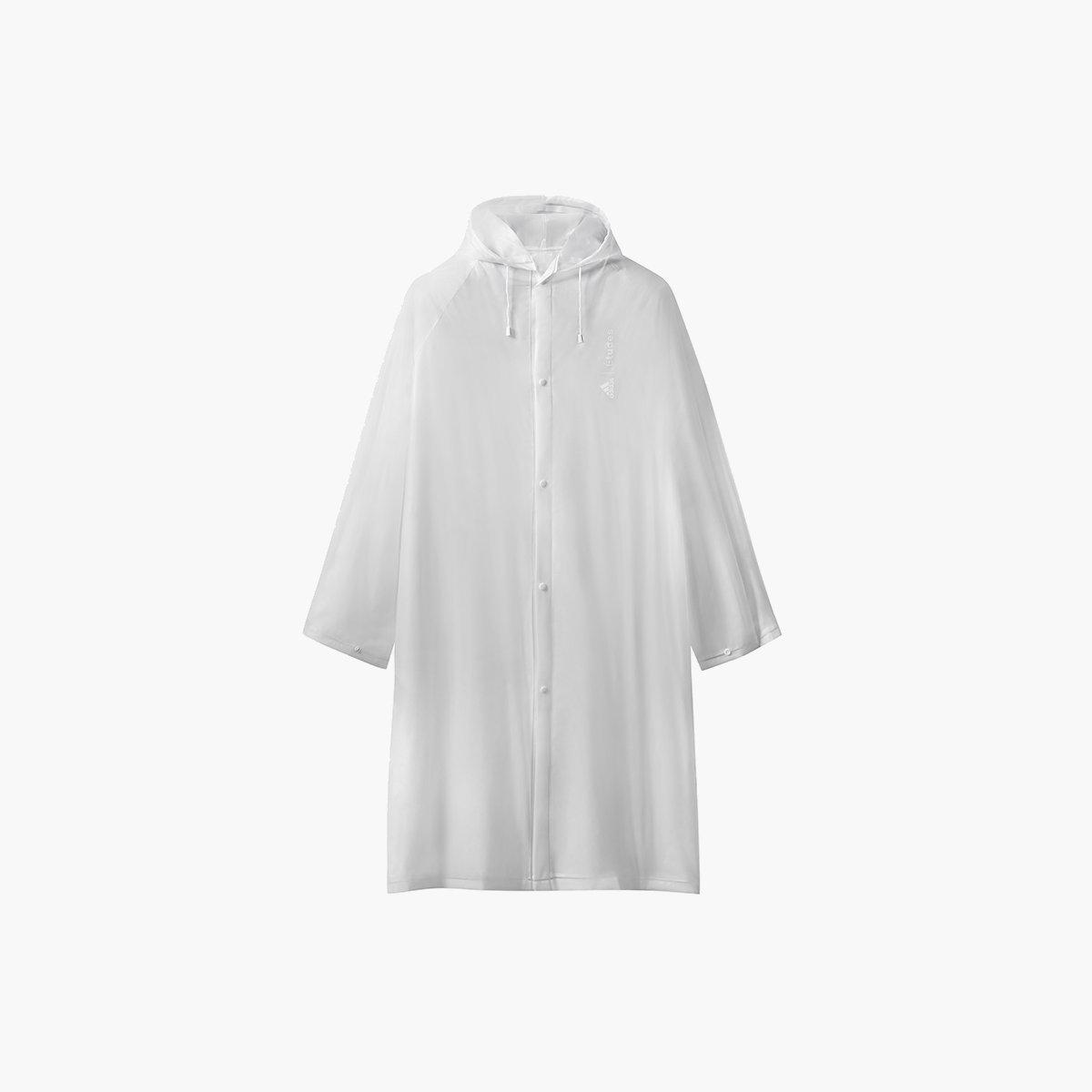 b7c7afe0937 adidas Originals X Ètudes Rain Cape in White - Lyst
