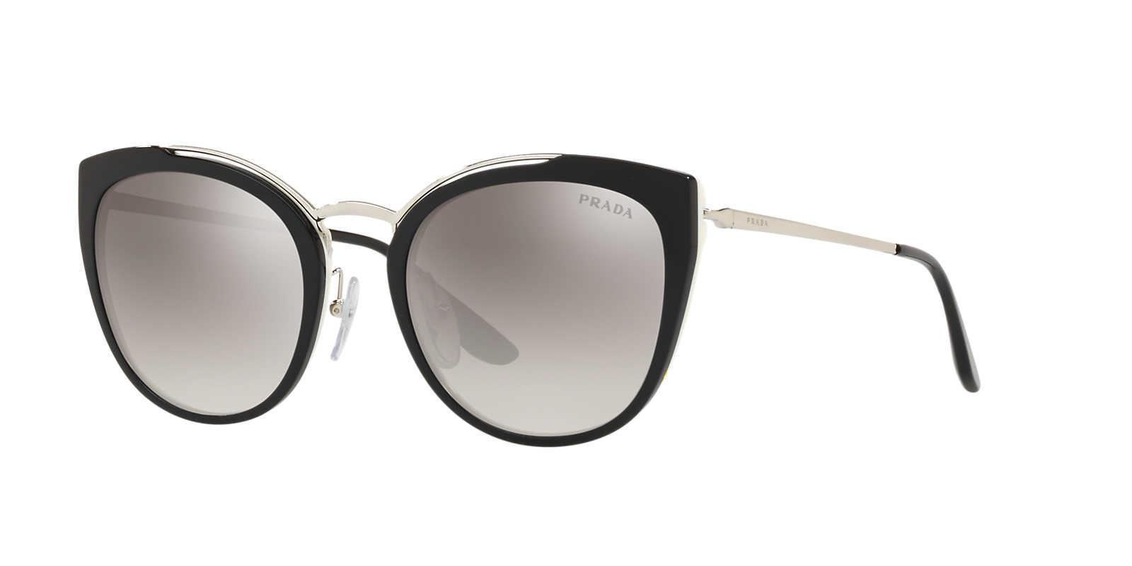 edc94496df Prada - Metallic Sunglass Pr 20us 54 - Lyst. View fullscreen