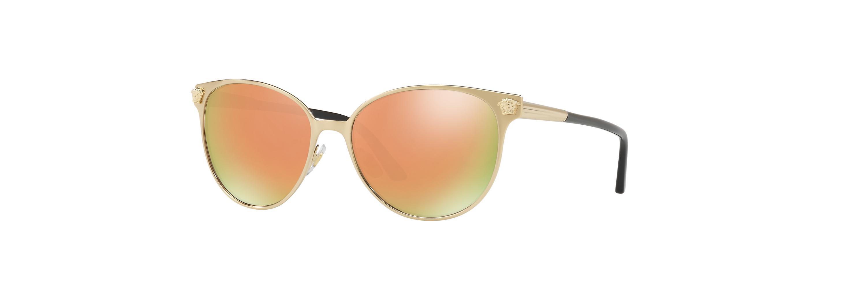 1863cfedc5 Versace Sunglasses VE4327 Source · Lyst Versace Ve2168 57 in Metallic