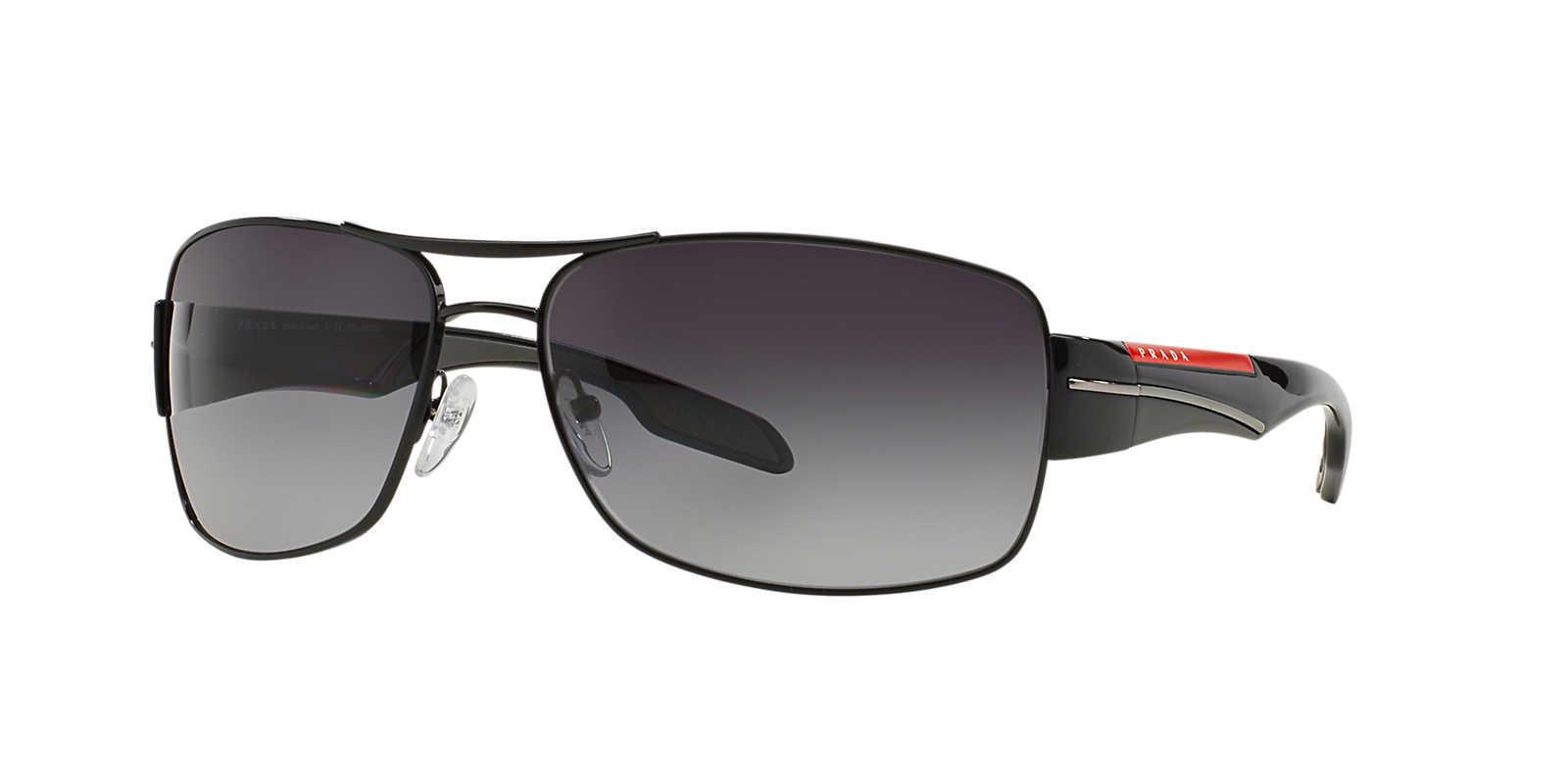 ae7edd7a79a Prada Sunglass Ps 53ns in Gray for Men - Lyst