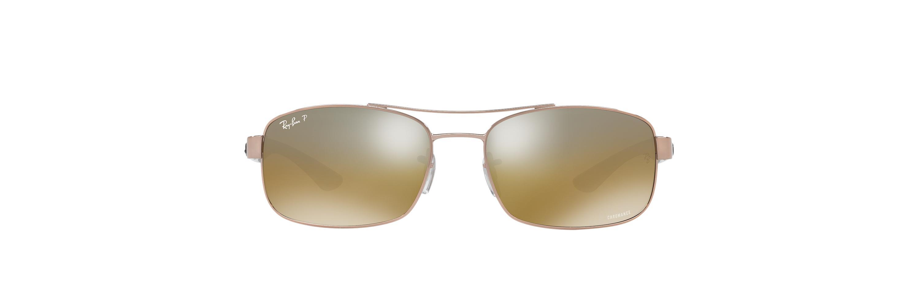 64b67b58ab Lyst - Ray-Ban Rb8318ch Chromance Collection in Brown for Men
