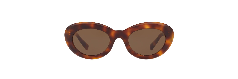8047ed0a14 Lyst - Versace Ve4355b in Brown