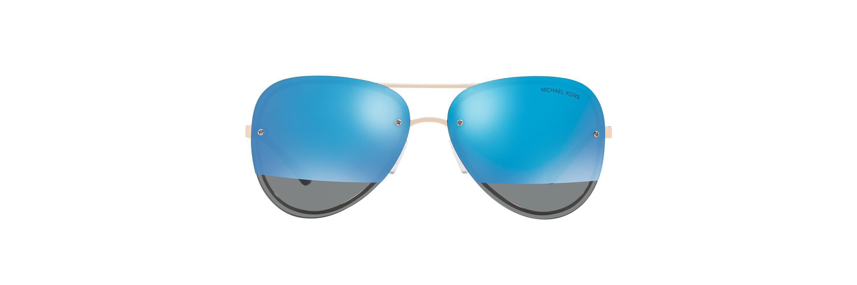 36742cb174 Michael Kors Mk1026 59 La Jolla in Blue - Lyst