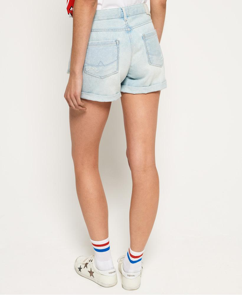 Gallery. Previously sold at  Superdry · Women s Leather Shorts 86c29b625a85
