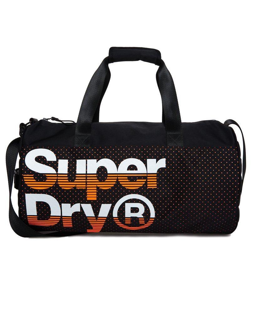 Superdry Nue Wave Lineman Barrel Bag in Black for Men - Save 40% - Lyst e756f0c02d