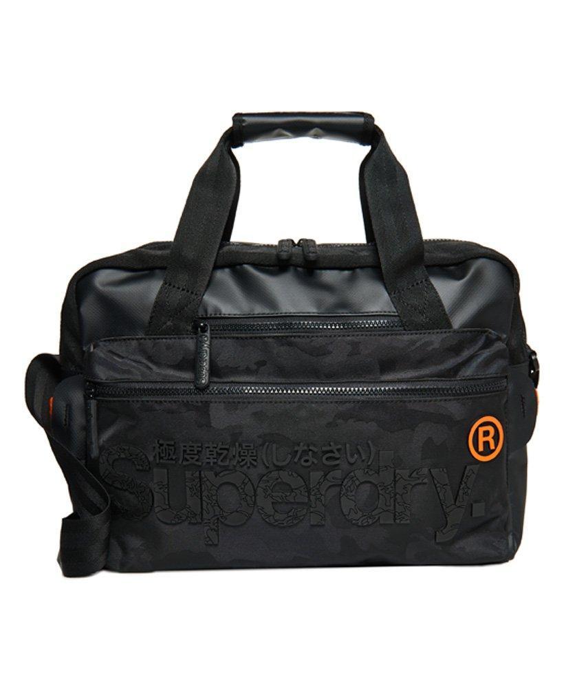8031a47736e0 Lyst - Superdry Freeloader Laptop Bag in Black for Men