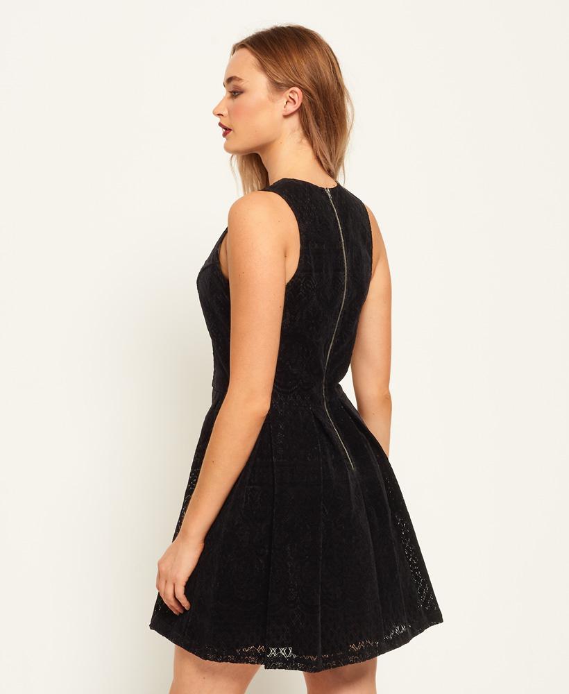 Gallery. Previously sold at  Superdry · Women s Skater Dresses Women s  Velvet ... 007906671