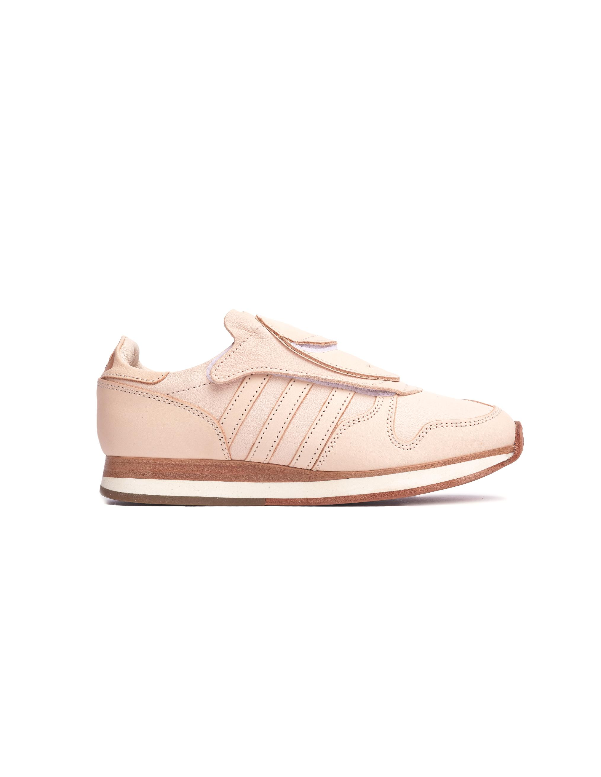 brand new 824fc 17120 Hender Scheme. Women s Natural Adidas Micropacer Leather Sneakers