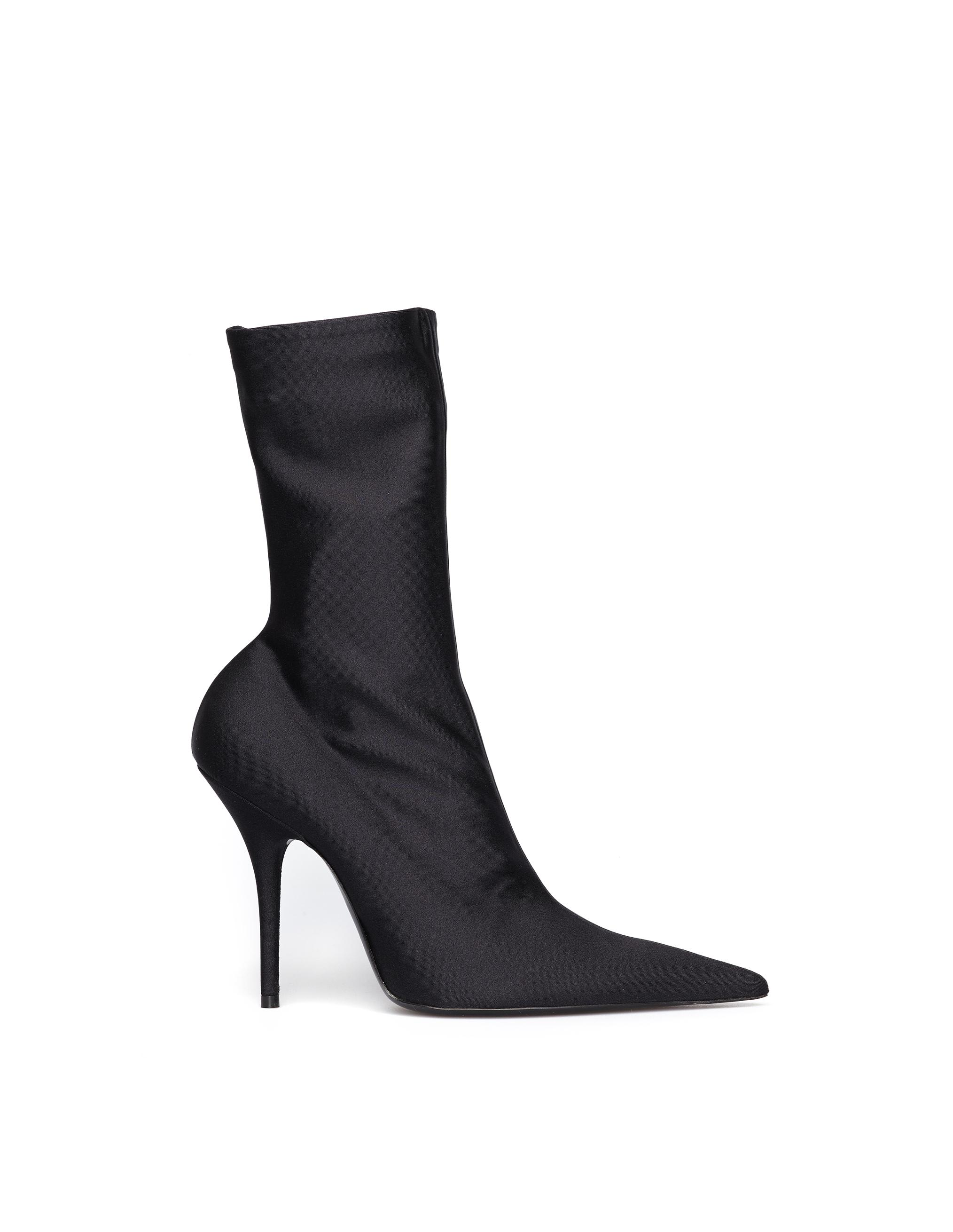 Womens Knife Tech-Jersey Ankle Boots Balenciaga WnpuBmhH