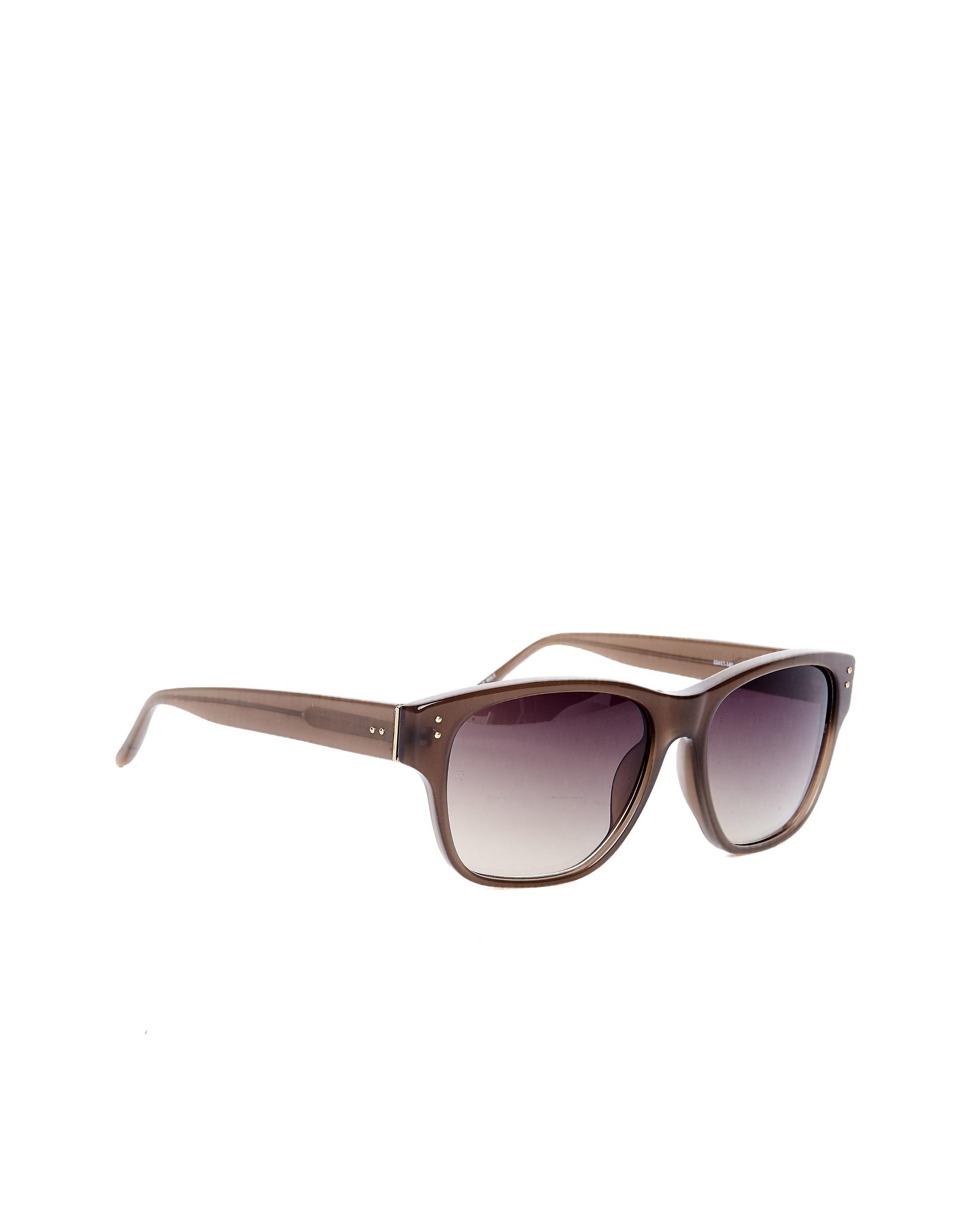 e80d9e2526 Linda Farrow Luxe Sunglasses in Brown - Lyst