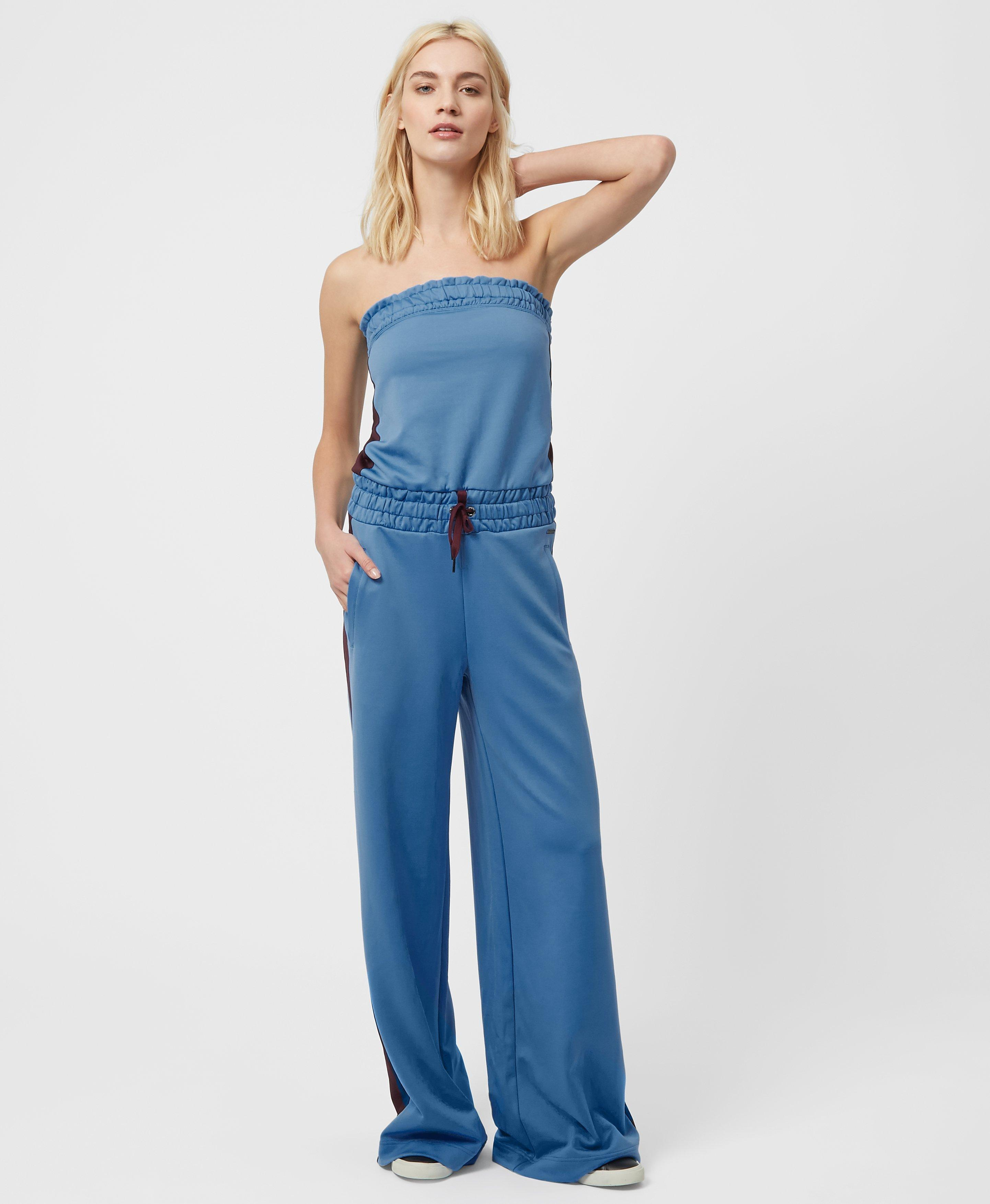 c5b7fd6601b Lyst - Sweaty Betty Donna Jumpsuit in Blue