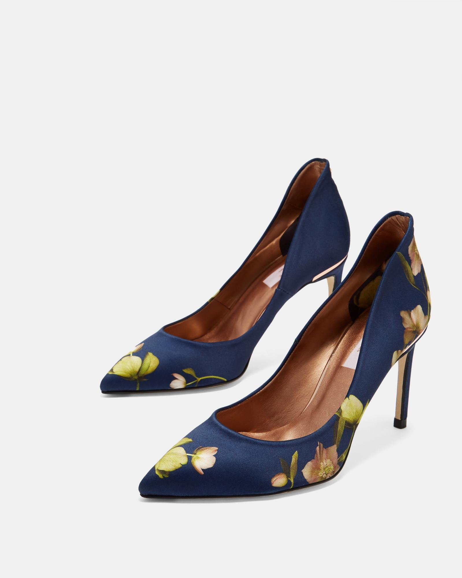 fe55c07e4d4b65 ... Ted Baker Arboretum High Back Courts in Blue - Lyst good selling 07f0d  71b9d ...