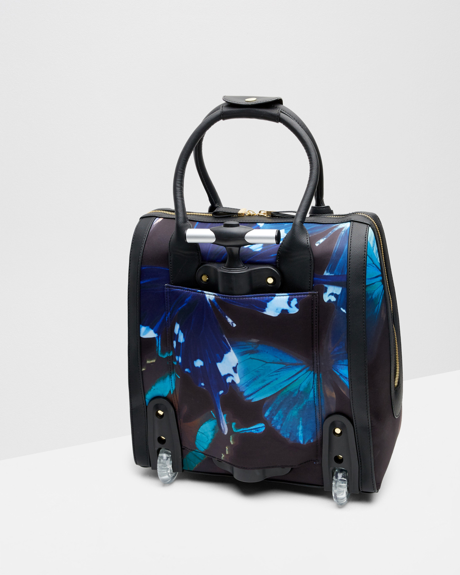 adbed4468cb7a Ted Baker Butterfly Travel Bag - Best Image Of Butterfly Imagevet.Co