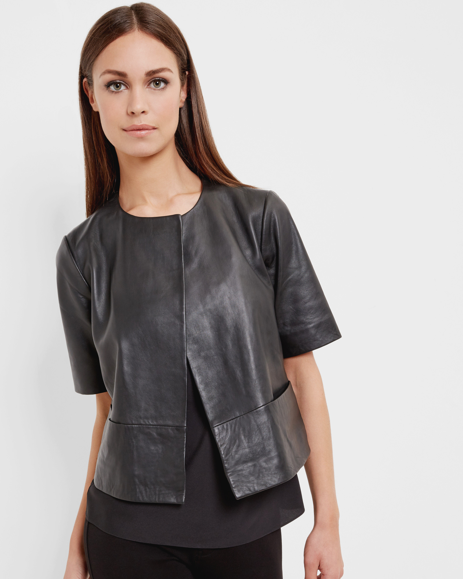 Ted baker leather jackets