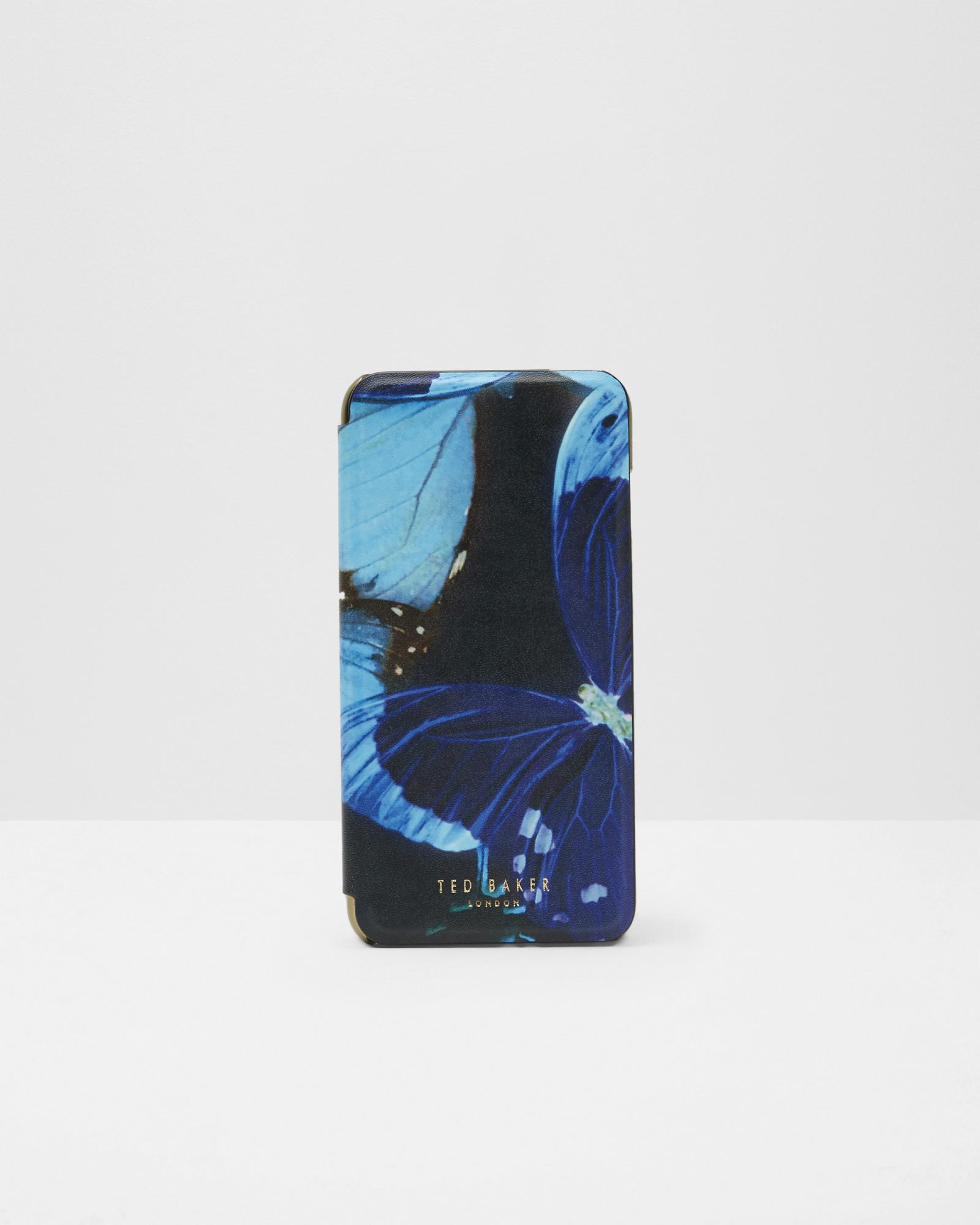 Ted baker Butterfly Collective Iphone 6 Plus Case in Black : Lyst