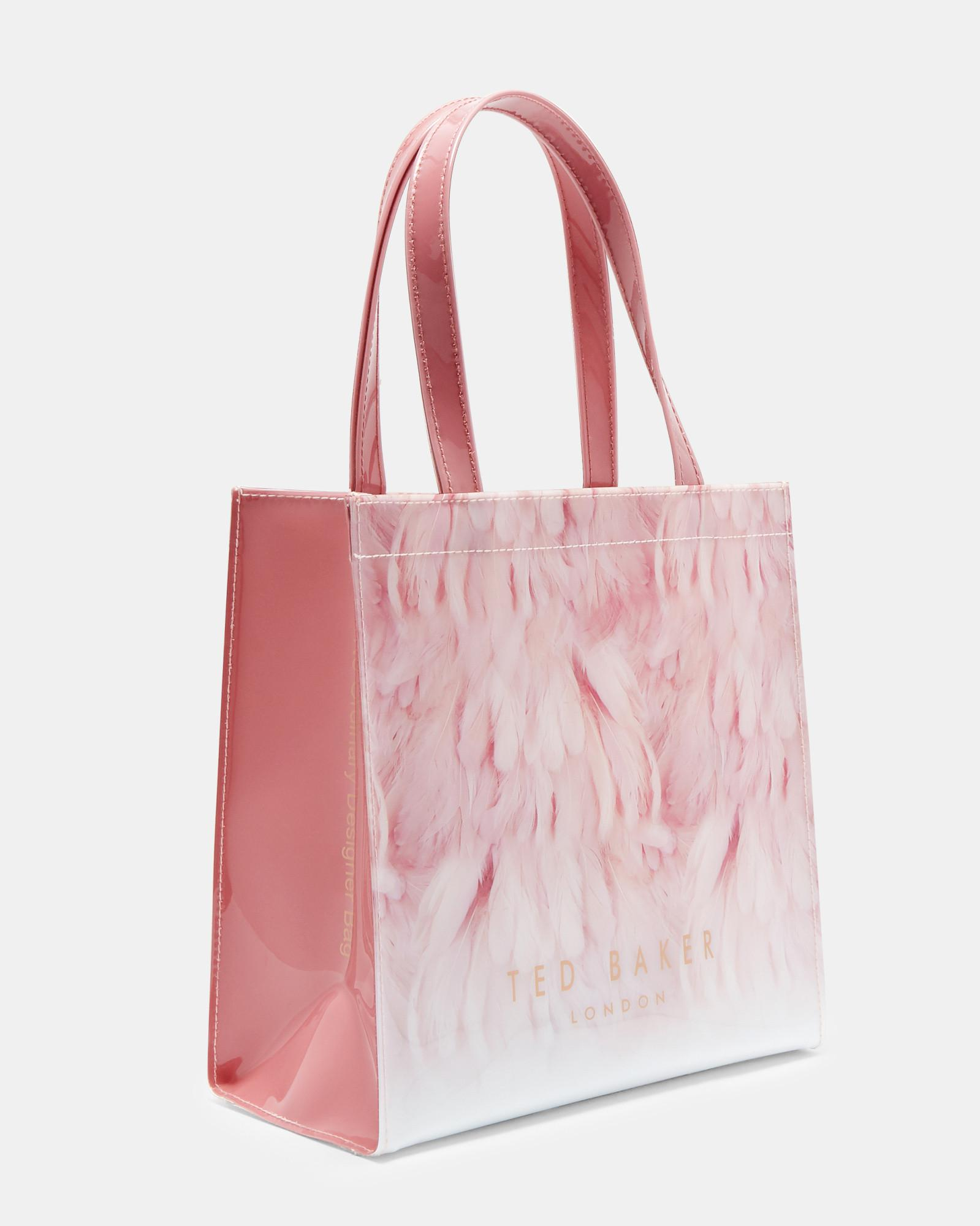 1e8a970098 Ted Baker Angel Falls Small Icon Bag in White - Lyst