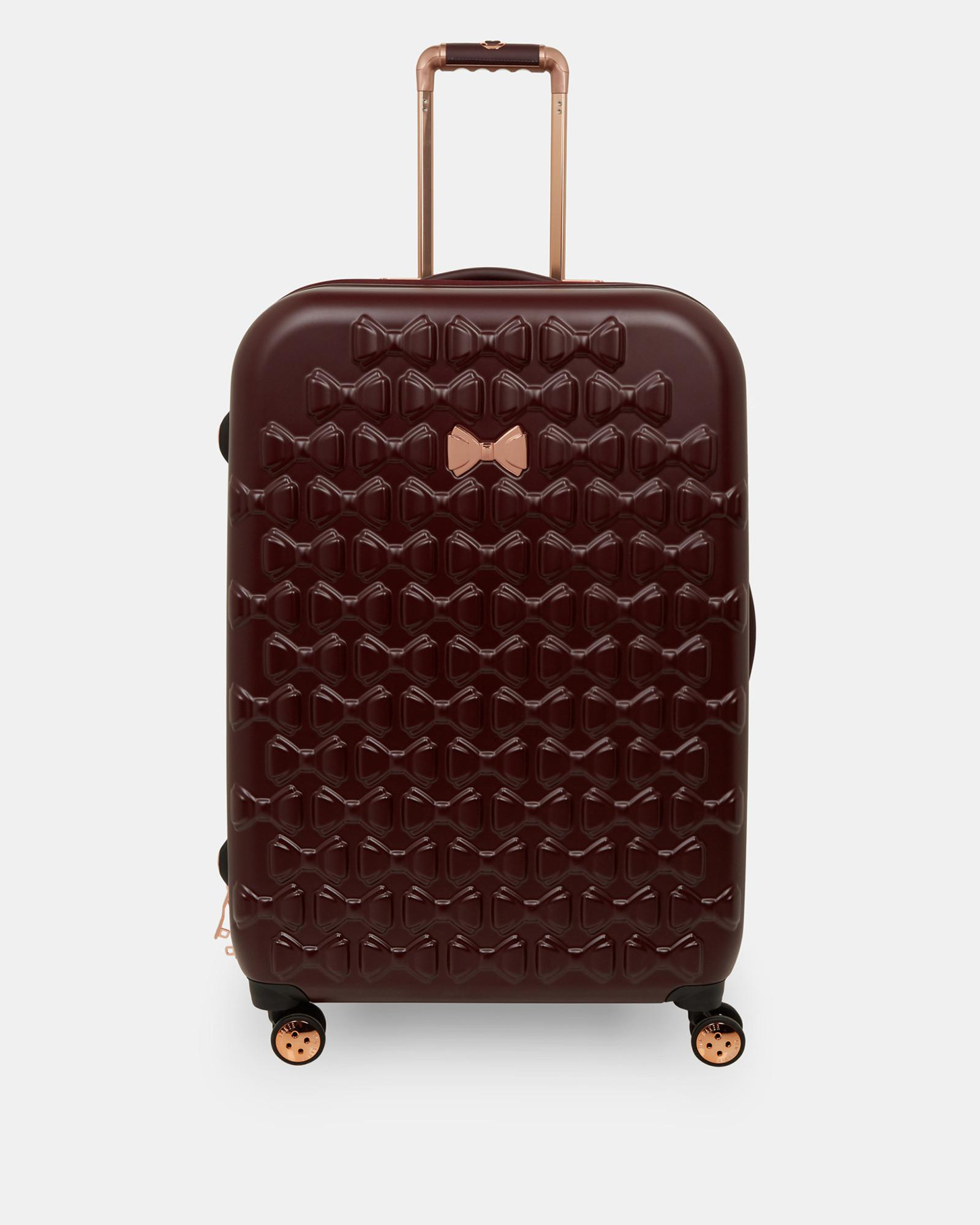 f836489bb8522 Ted Baker. Women s Bow Detail Large Suitcase