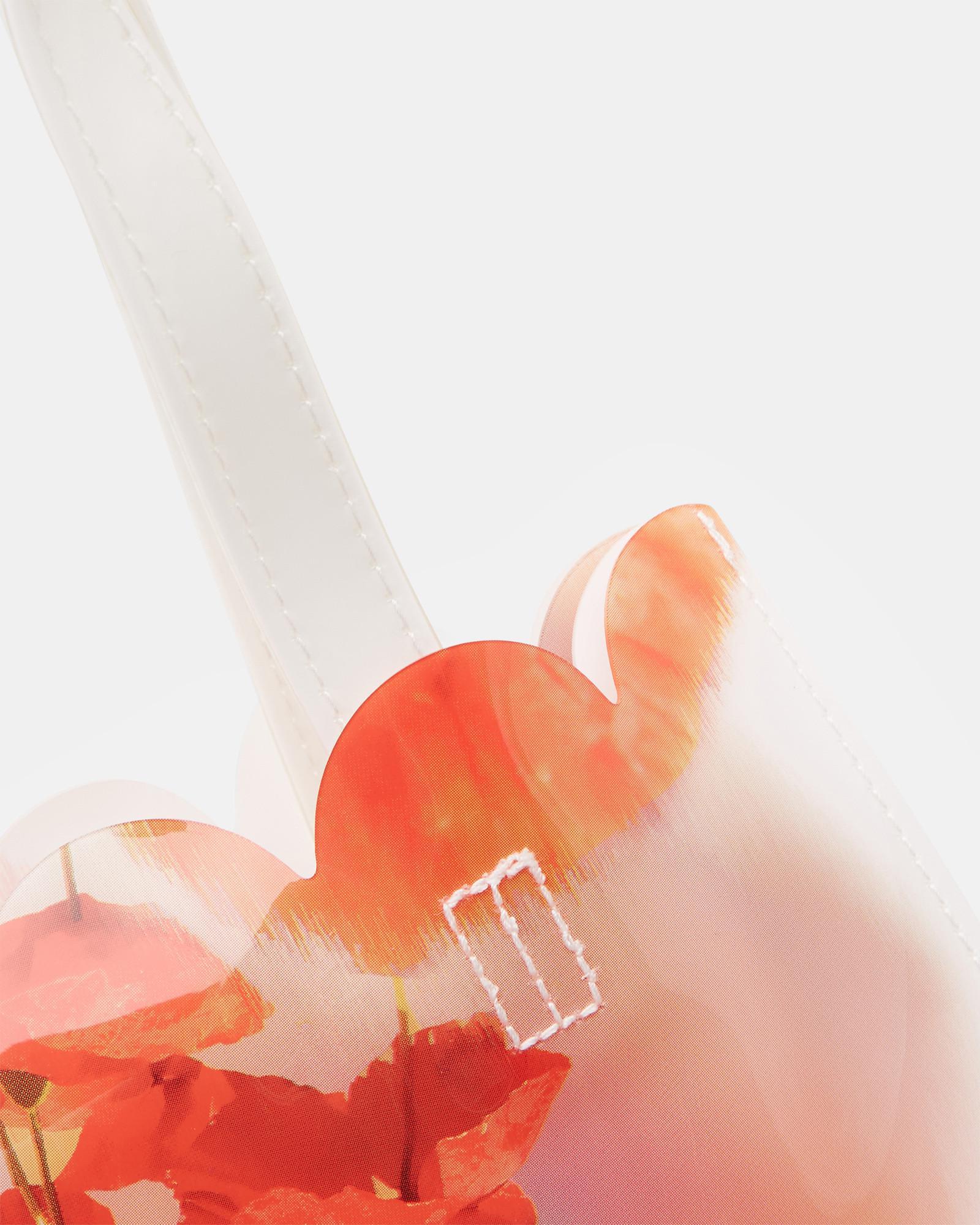 8668560d814e2 Ted Baker Playful Poppy Small Shopper Bag in Red - Lyst