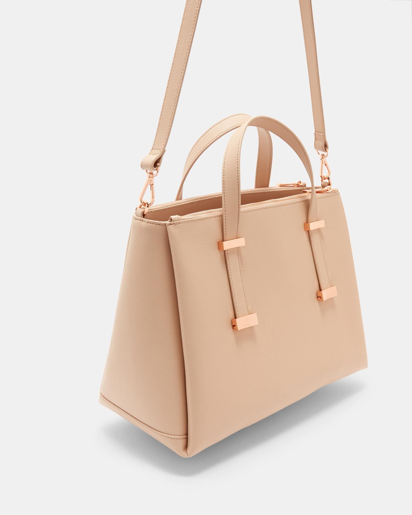 e6351a92c46e Ted Baker. Women s Julieet Small Leather Tote Bag