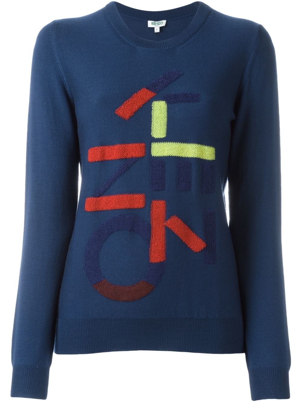 Jumper English Meaning : Kenzo tiger sweater xs english vest