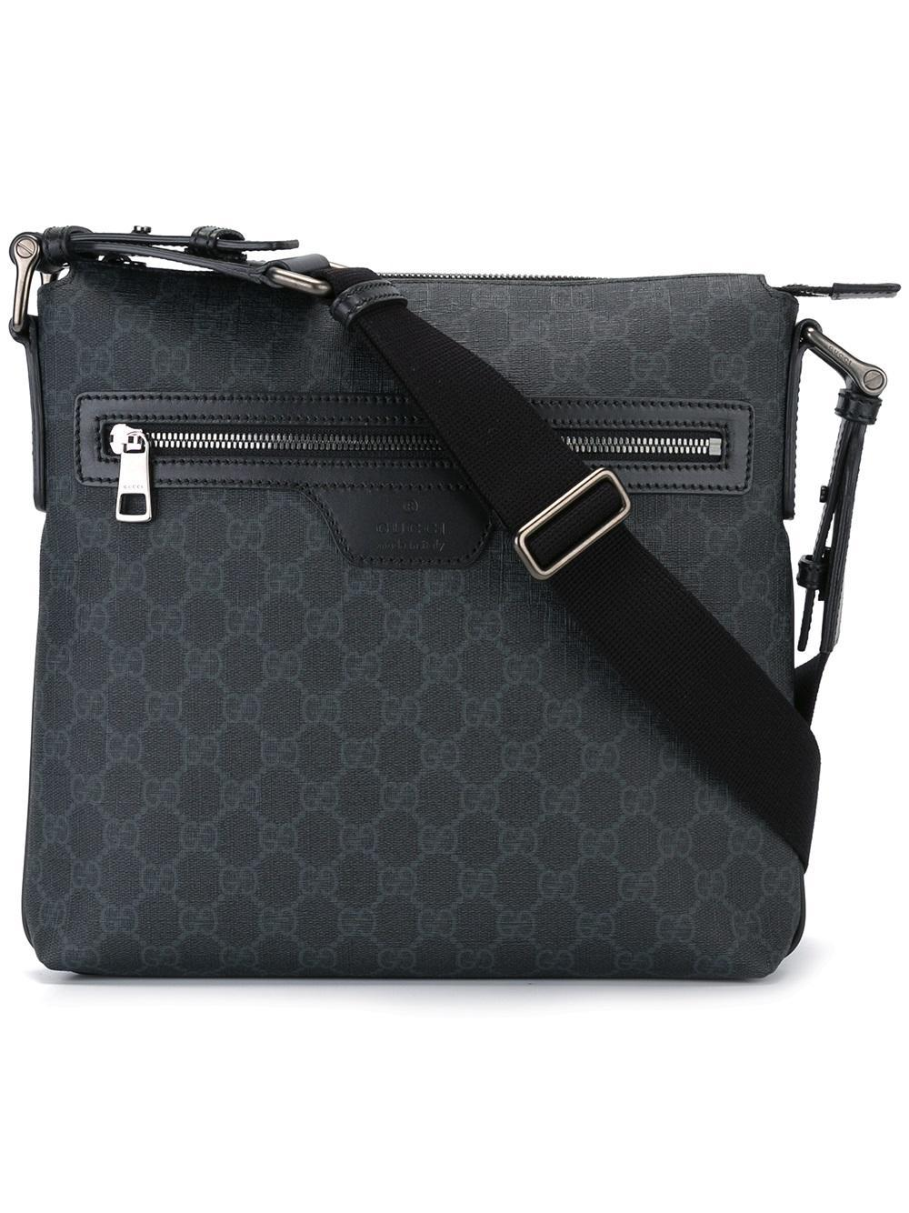 0ea084e90b7547 Gucci Gg Supreme Messenger Bag for Men - Lyst