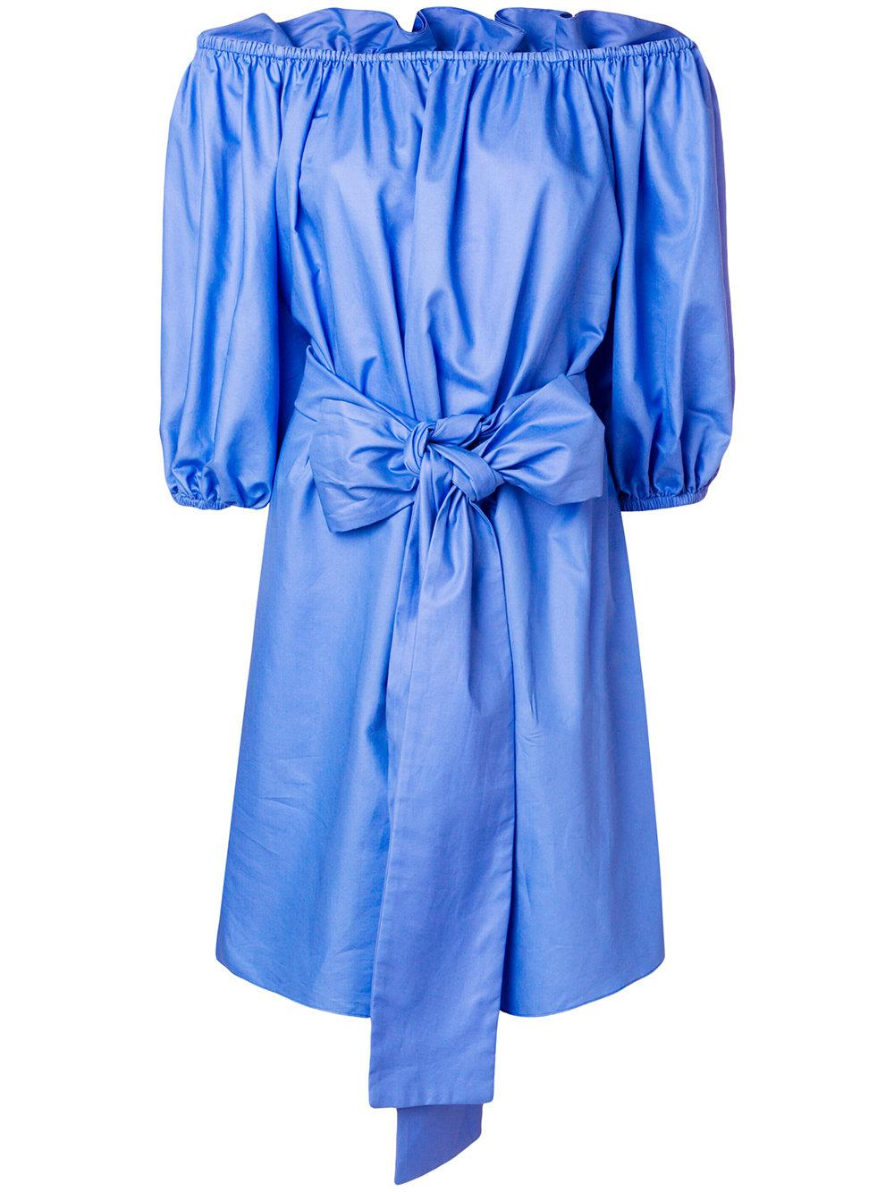 Blue cotton dress Stella McCartney Pm9kKZ7j