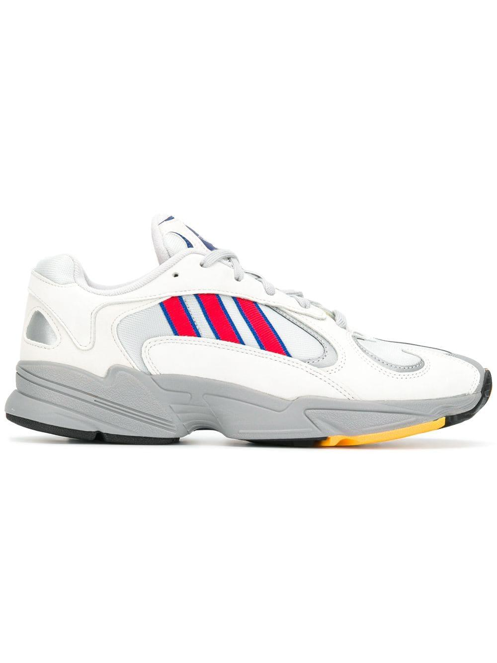 48331401d97af adidas Yung-1 Sneakers in Gray for Men - Lyst