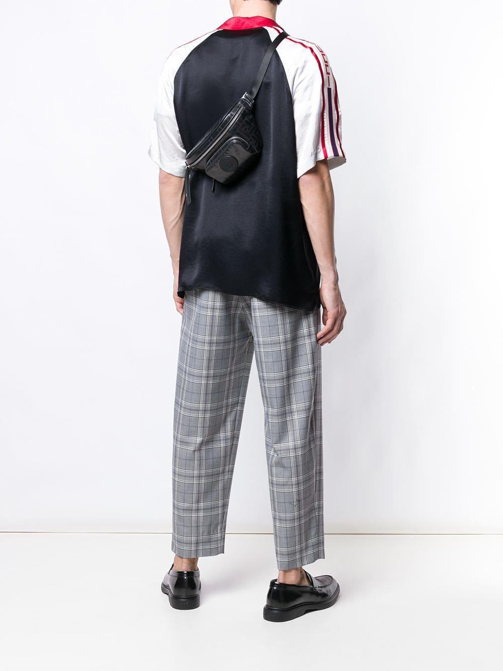 910b26b19db7 Fendi - Black Ff Belt Bag for Men - Lyst. View fullscreen