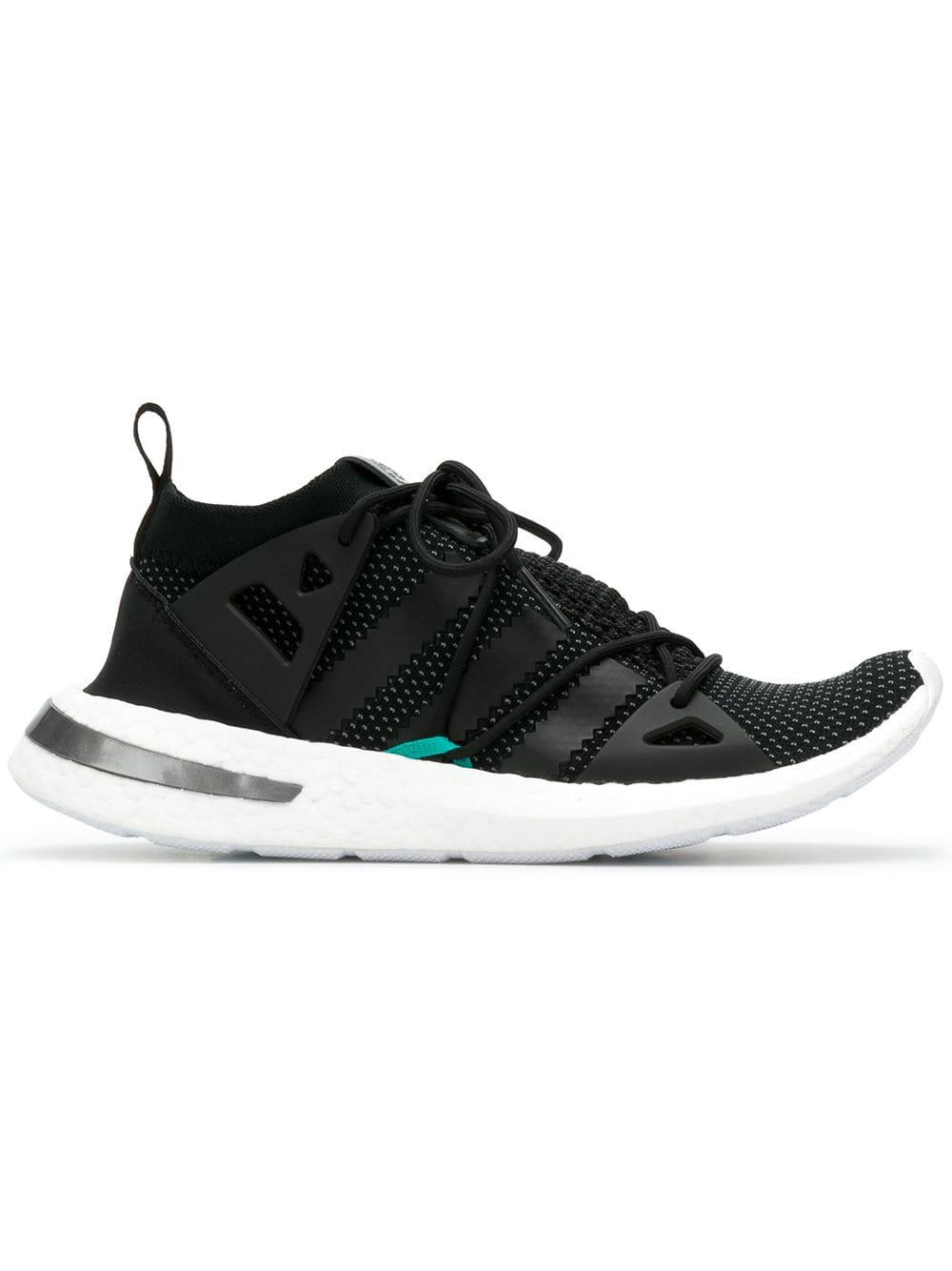 Adidas Arkyn Sneakers in Black - Lyst f090f9b72