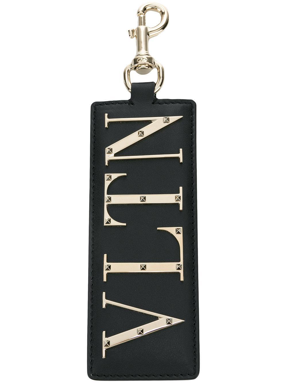Valentino VLTN keyring - Black thIqTCxp7V
