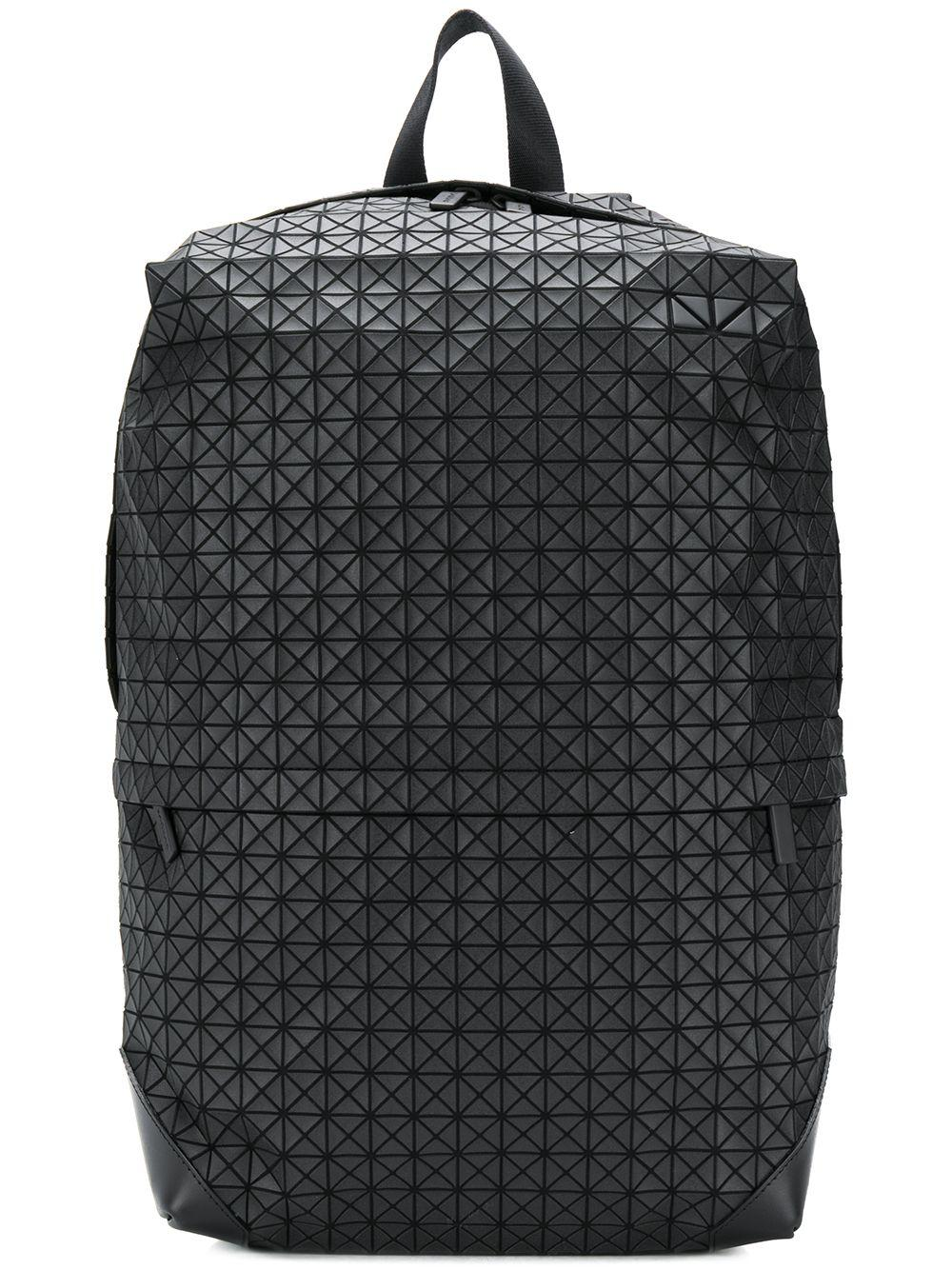 bd599f64f90f Lyst - Bao Bao Issey Miyake Backpack With Prismatic Design in Black ...
